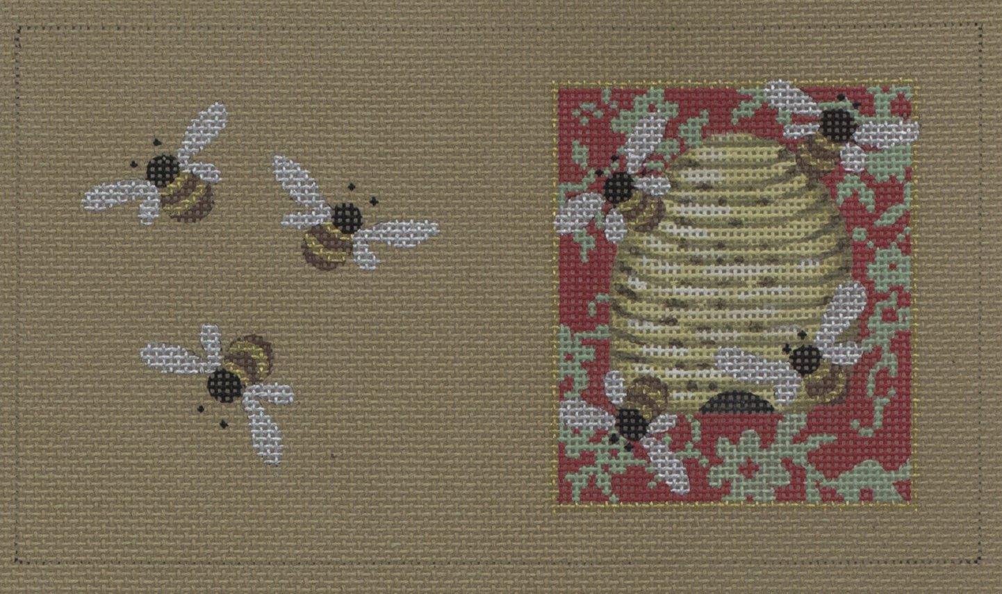 beehive needlecase