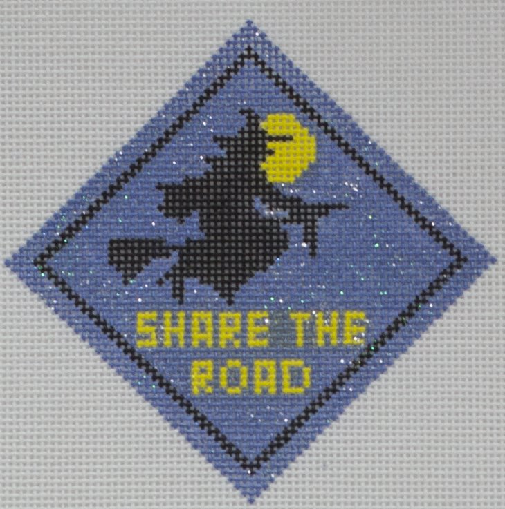 witches share the road