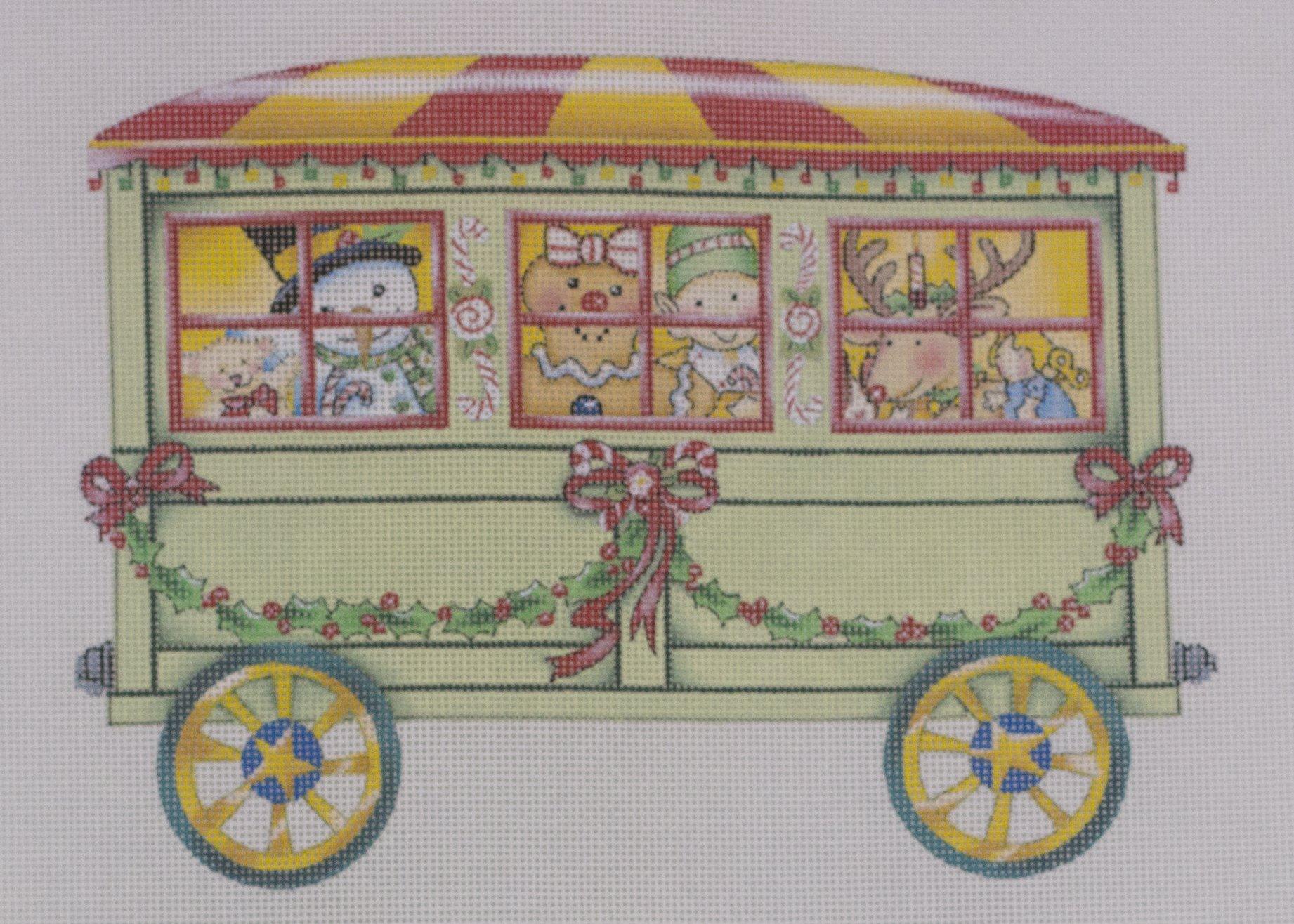toyland passenger car***