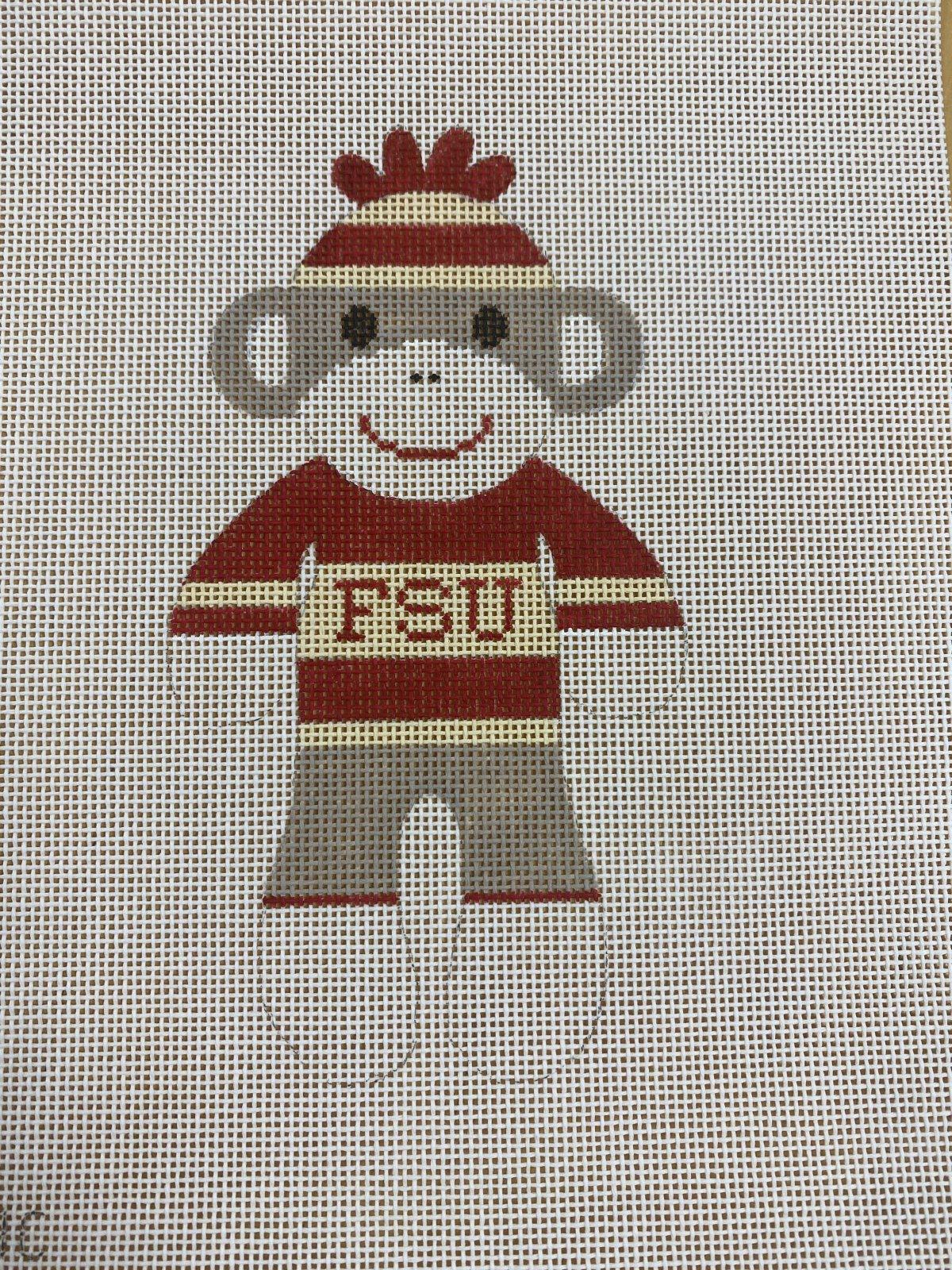 florida state sock monkey