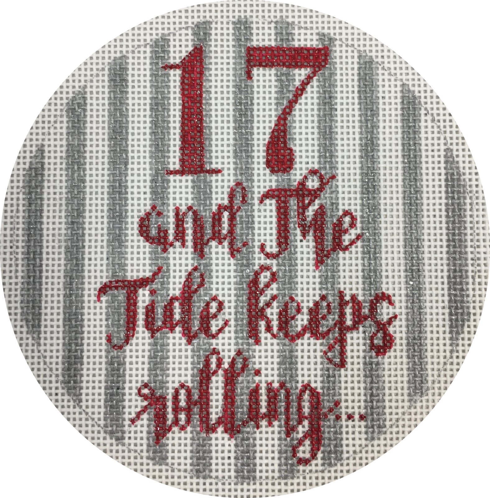'17 and the tide keeps rolling!