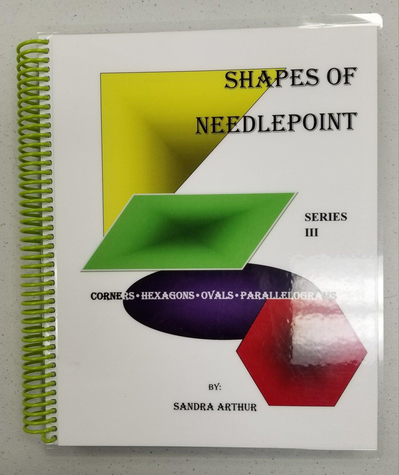 shapes of needlepoint III