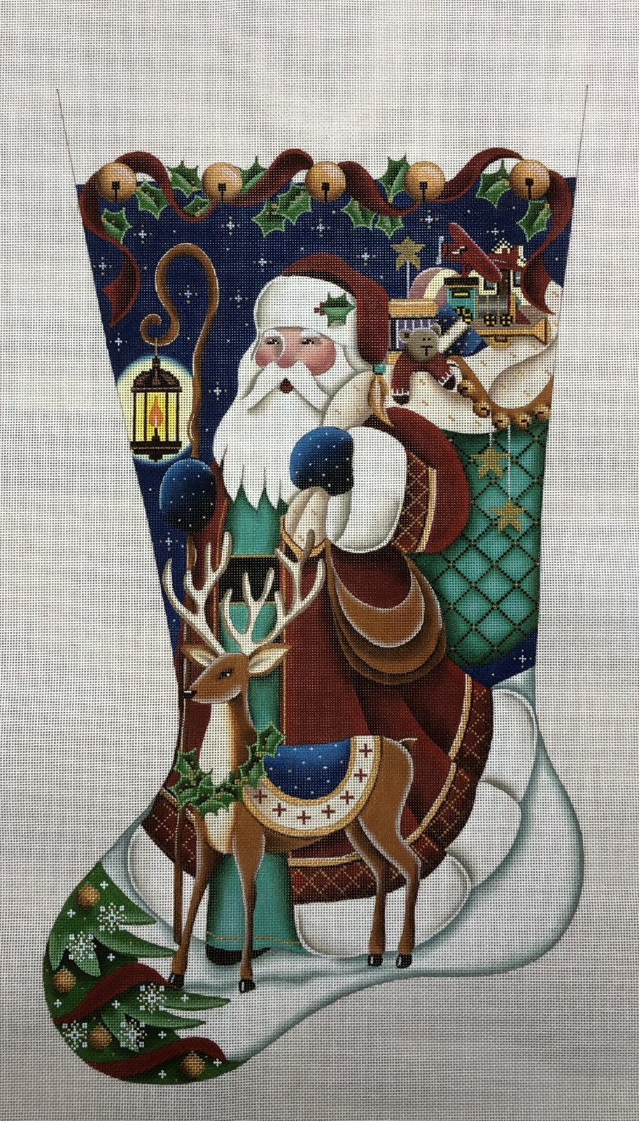 christmas eve stocking
