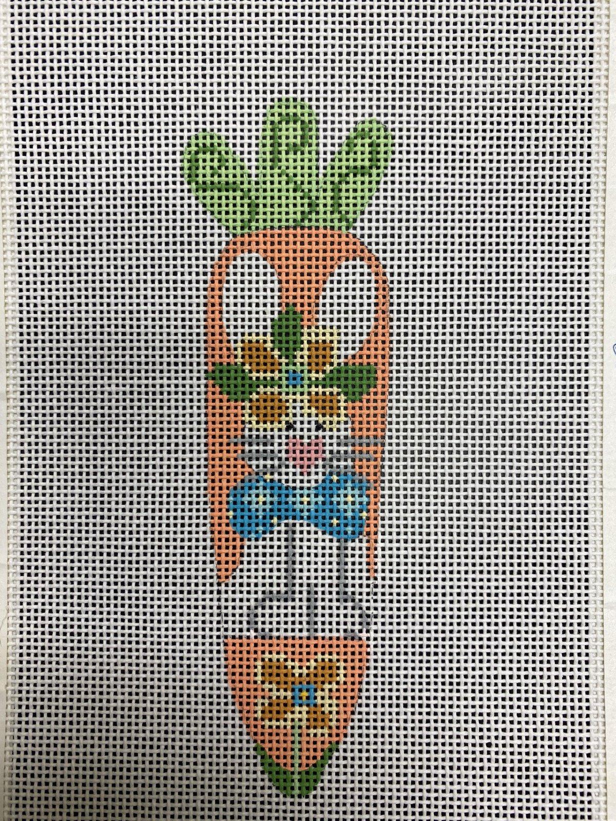 bunny w bowtie carrot