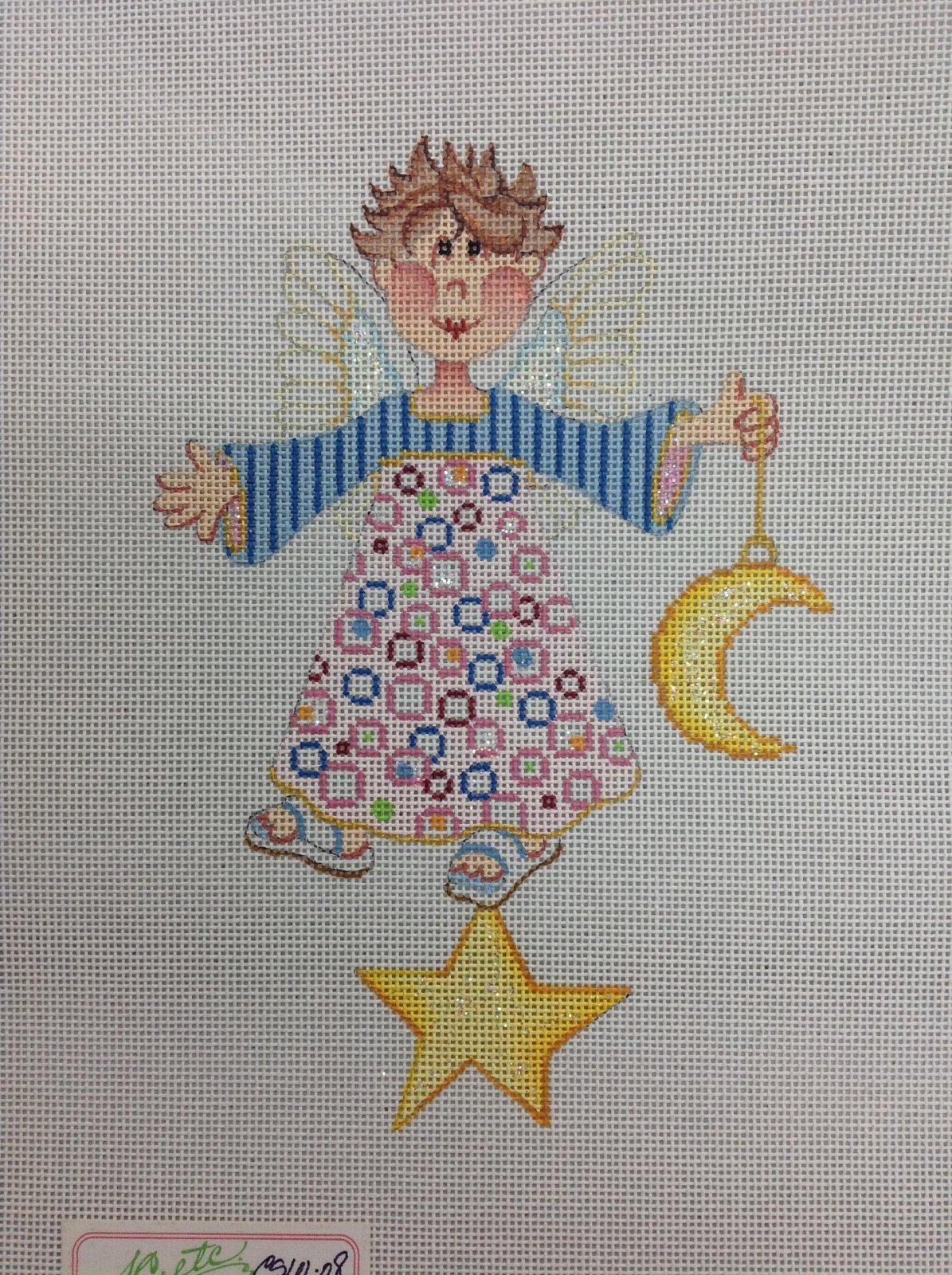 angel w stars CSW08*