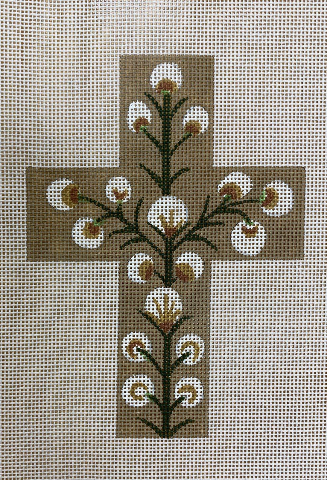 cross, cotton