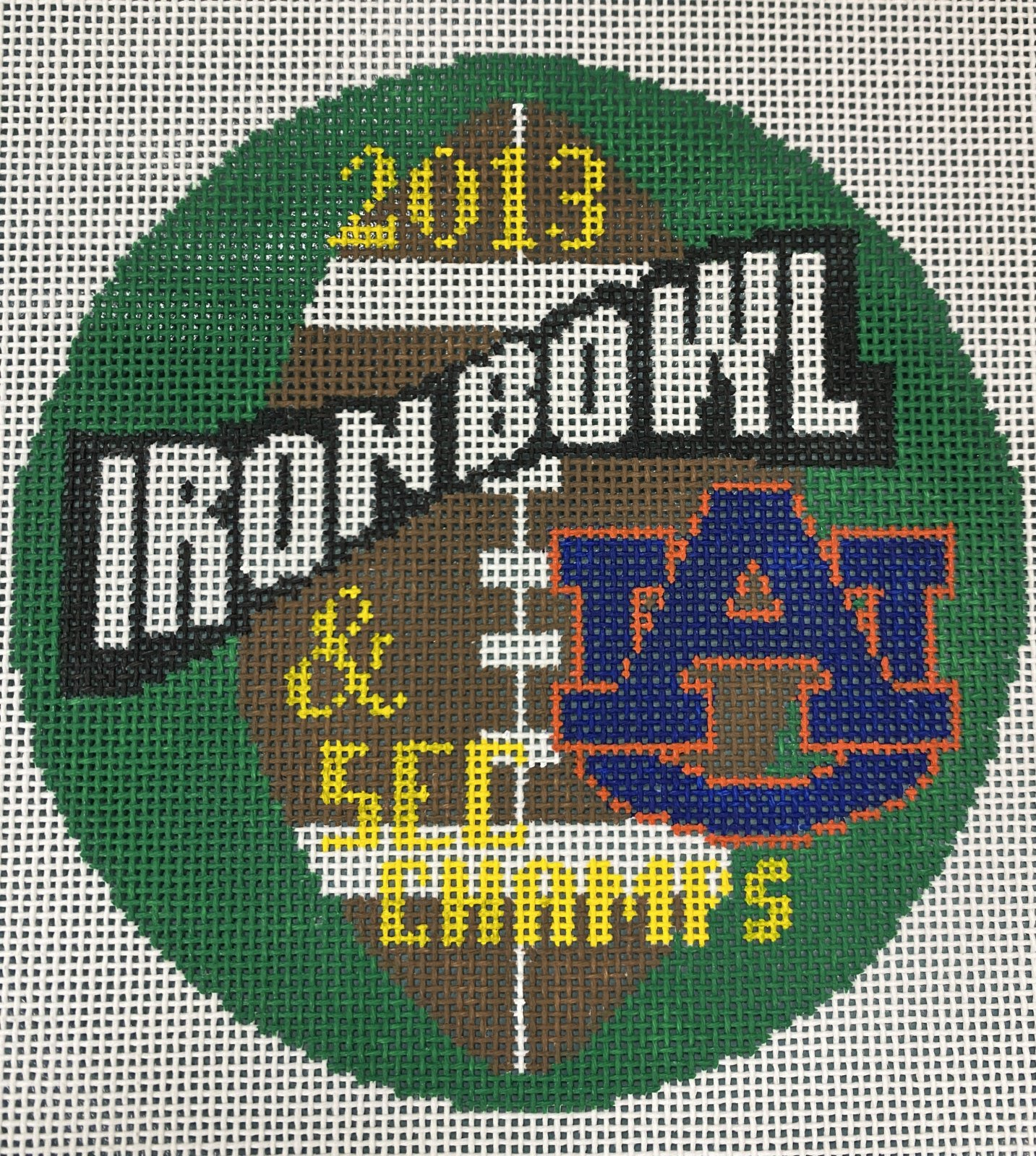 2013 exclusive Ironbowl/SEC Champs