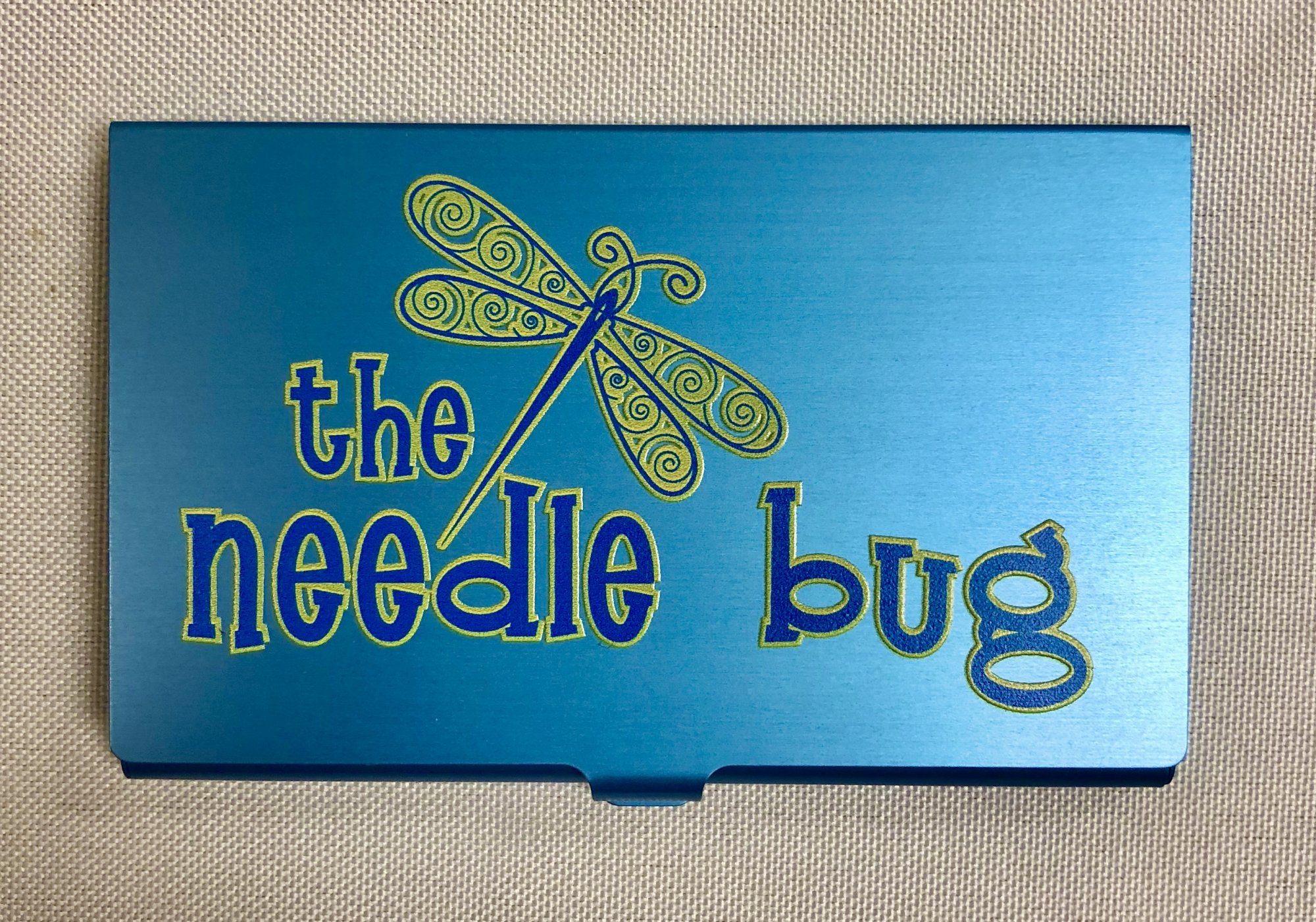 bug bead & needle case
