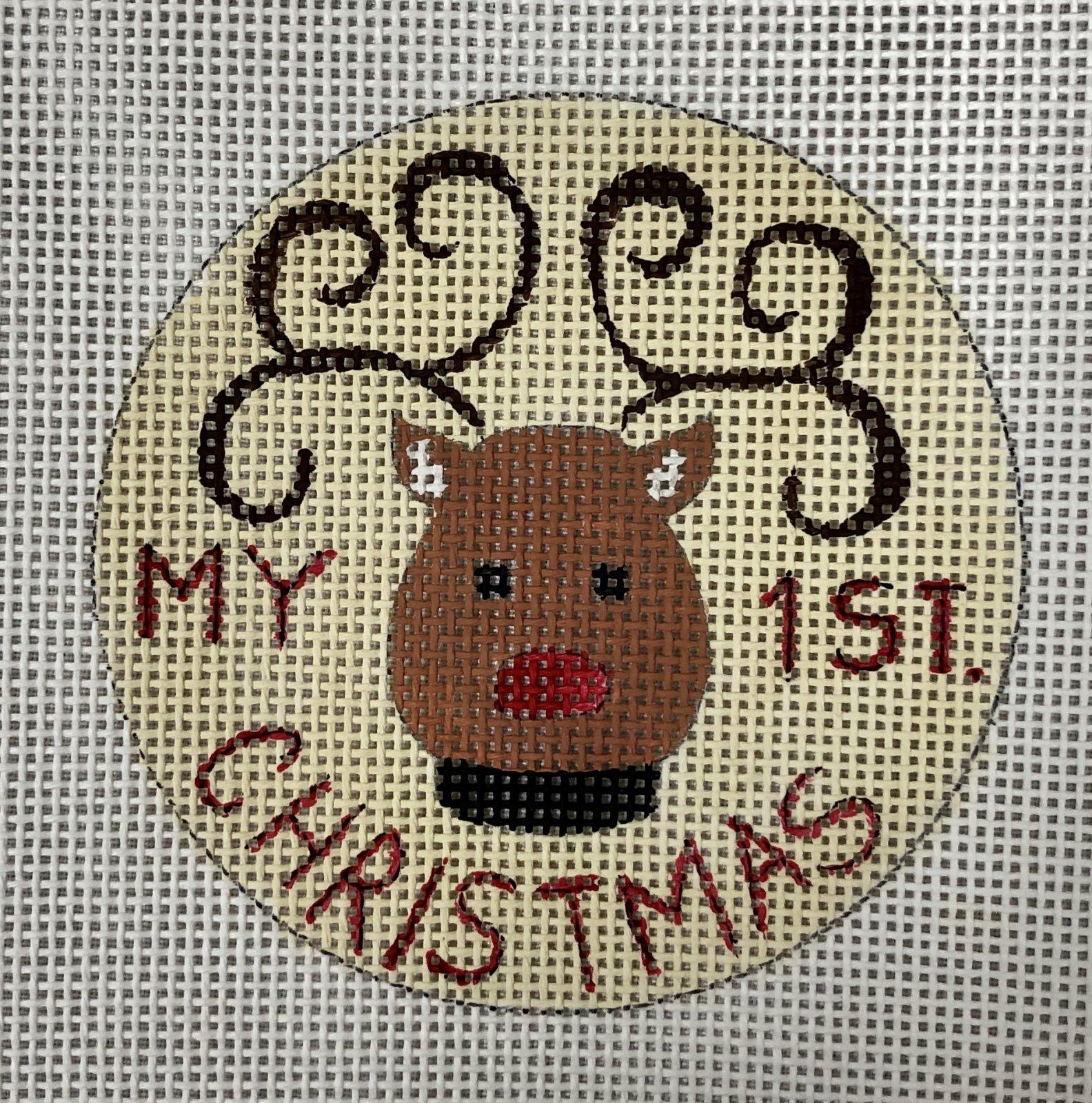 baby 1st reindeer