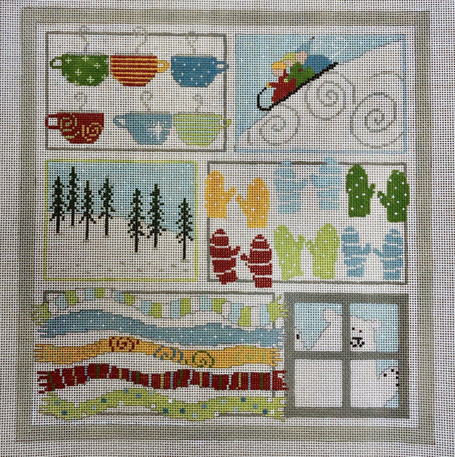 winter w stitch guide