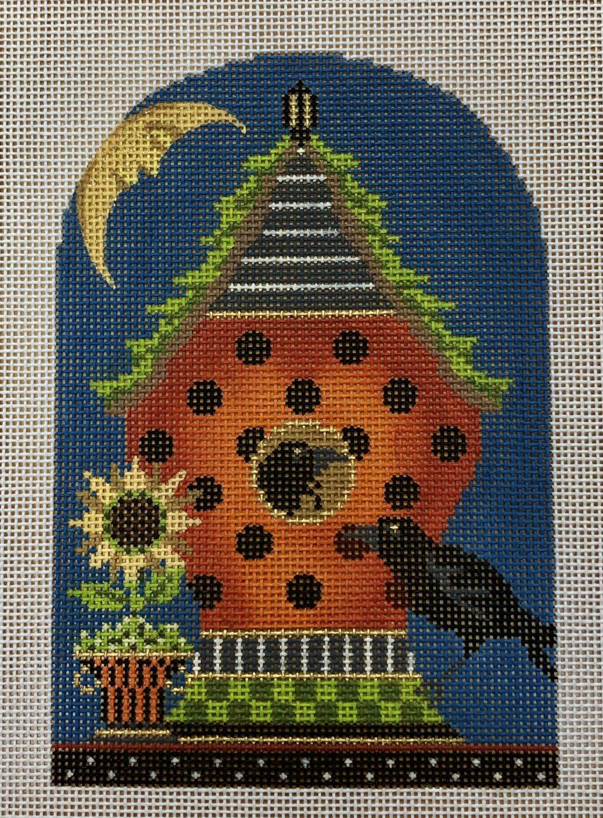 birdhouse, autumn 19