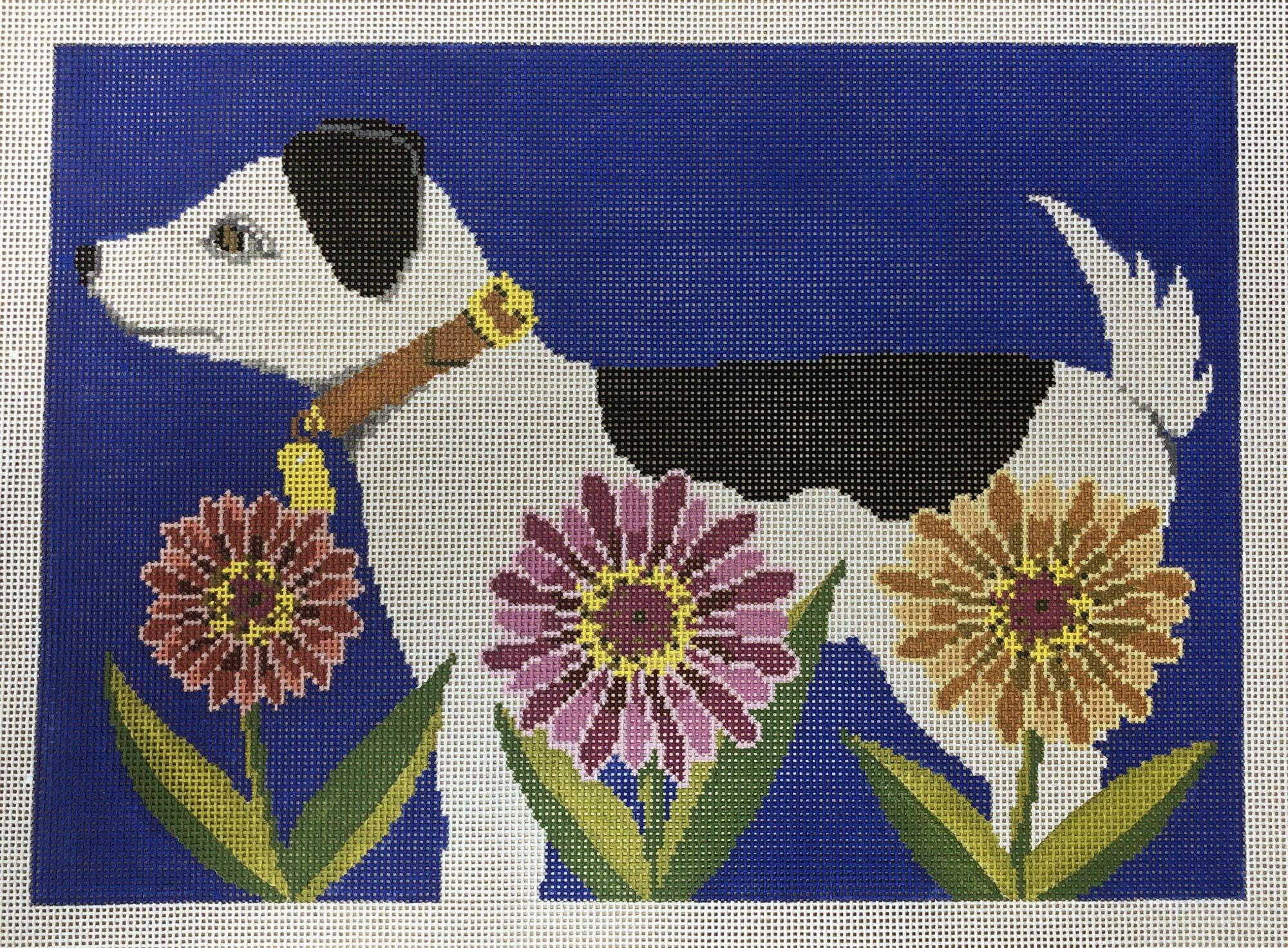petal pusher dog