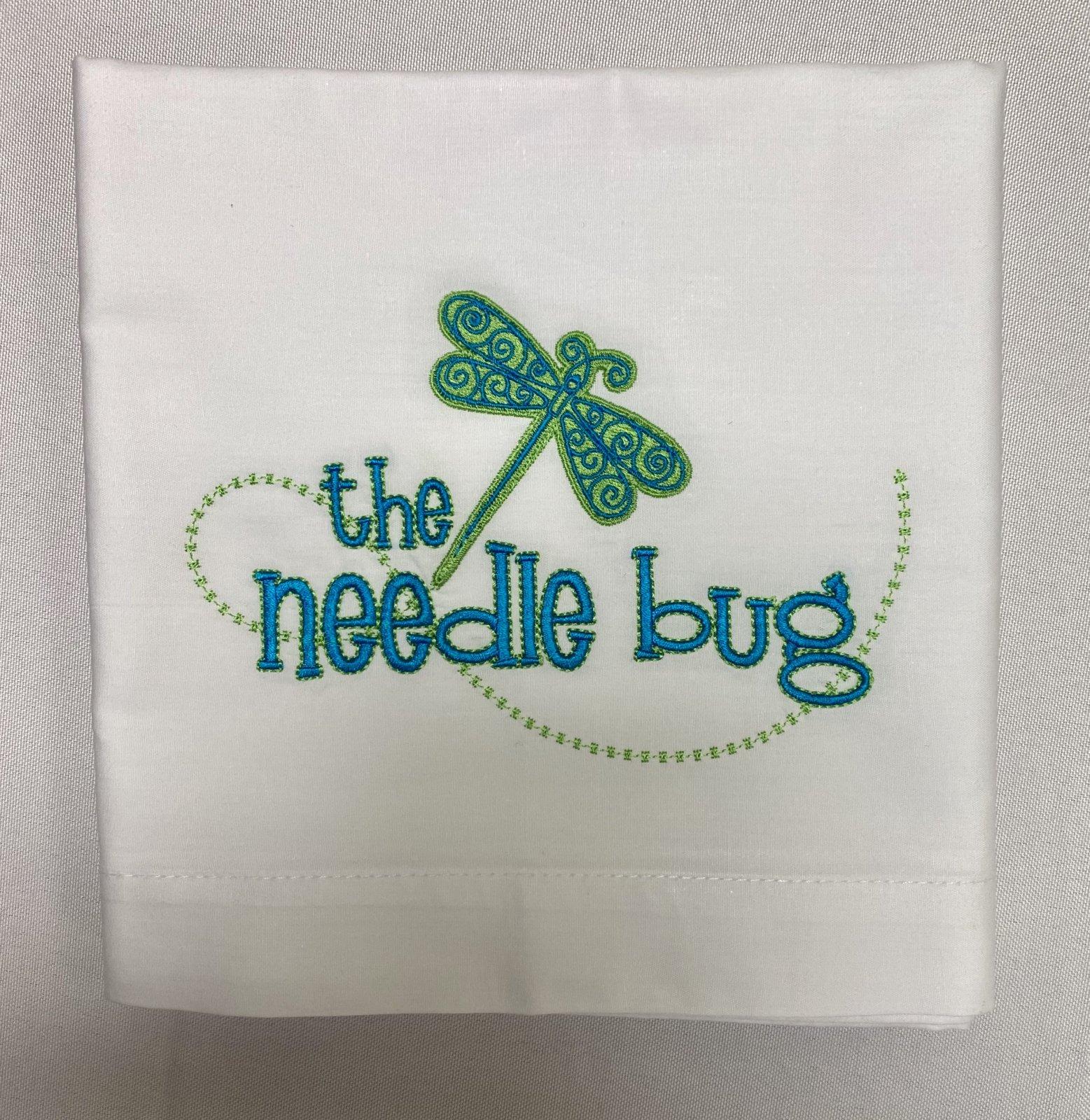 the bug pillowcase
