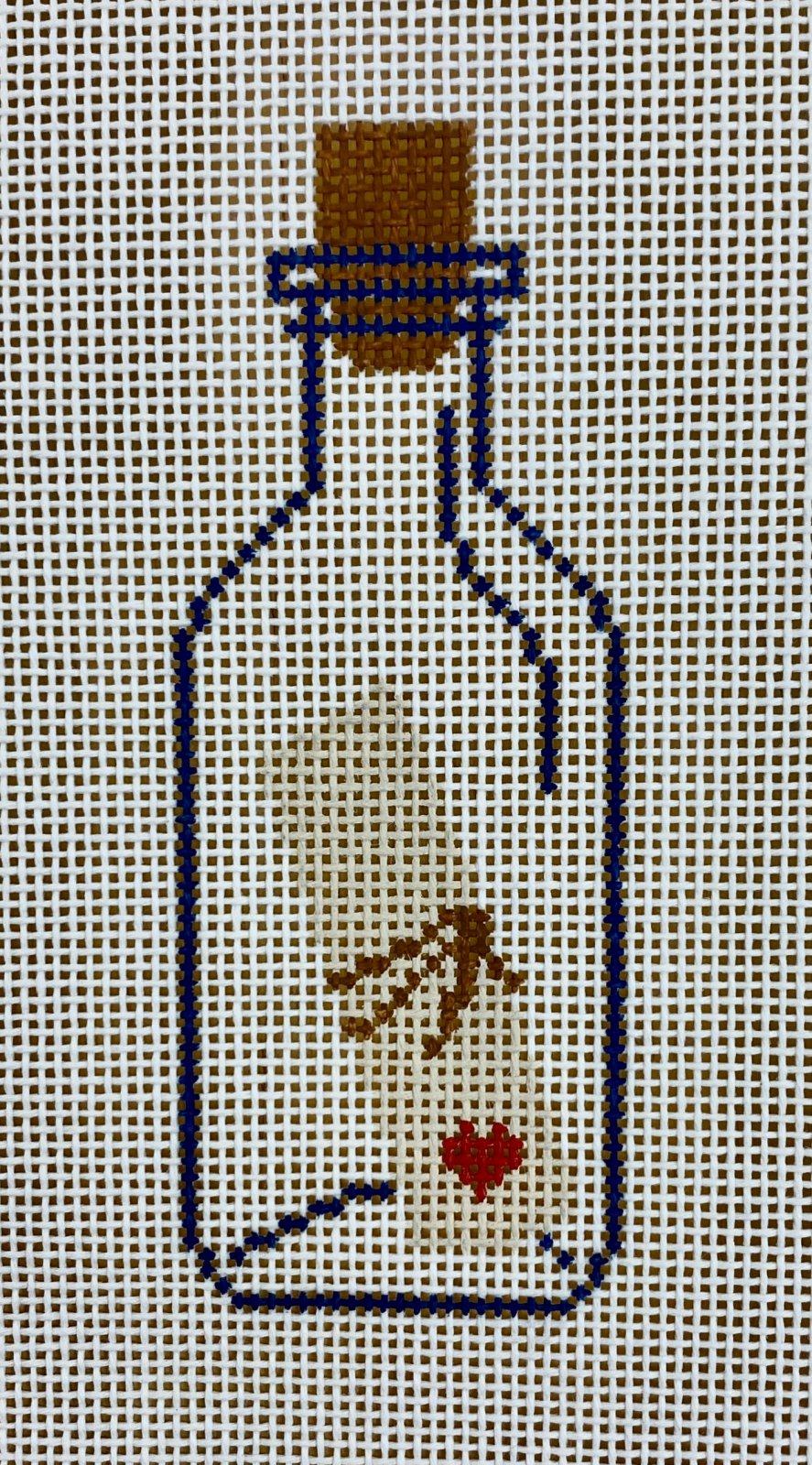 love letter in a bottle