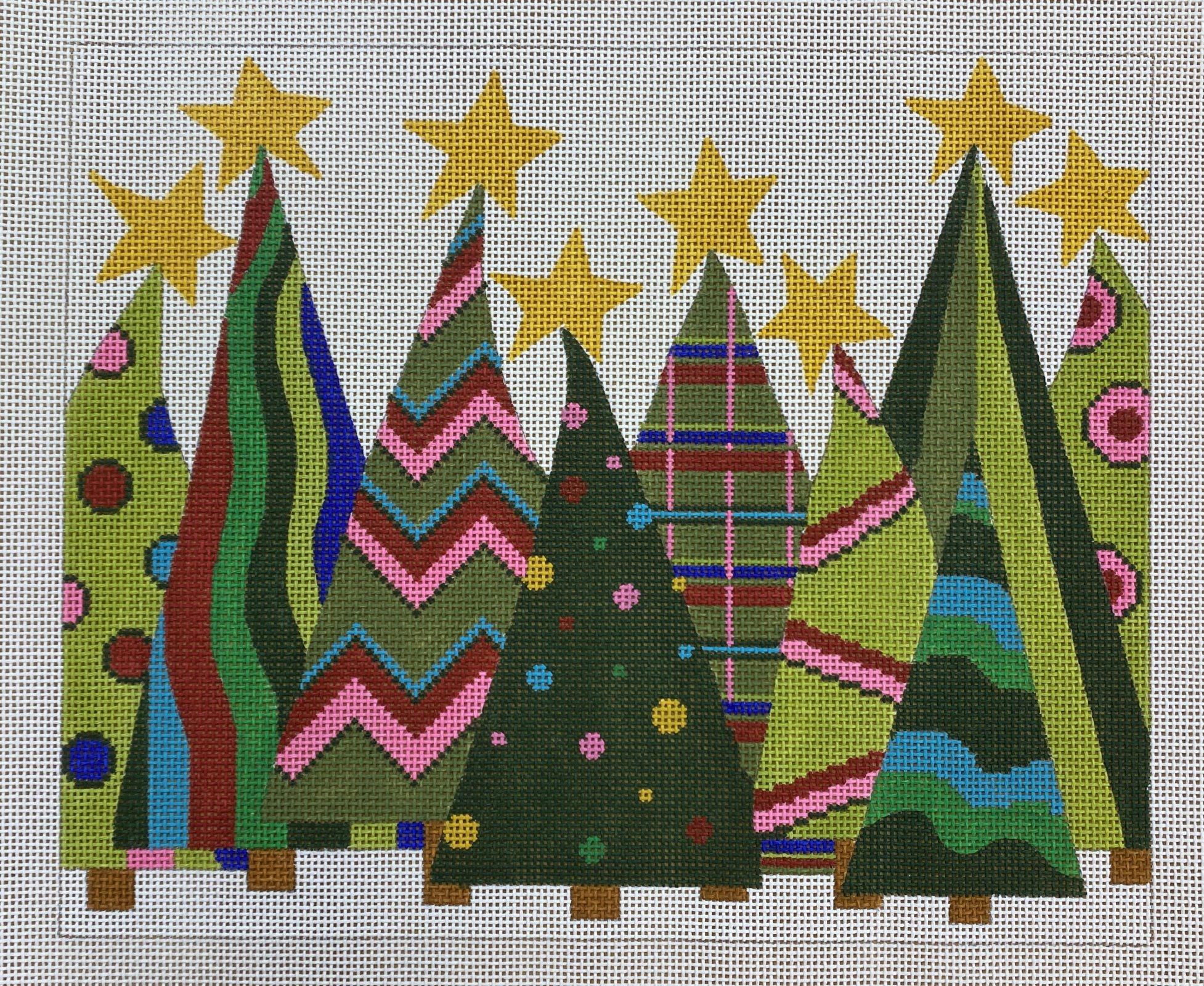 crazy christmas trees II