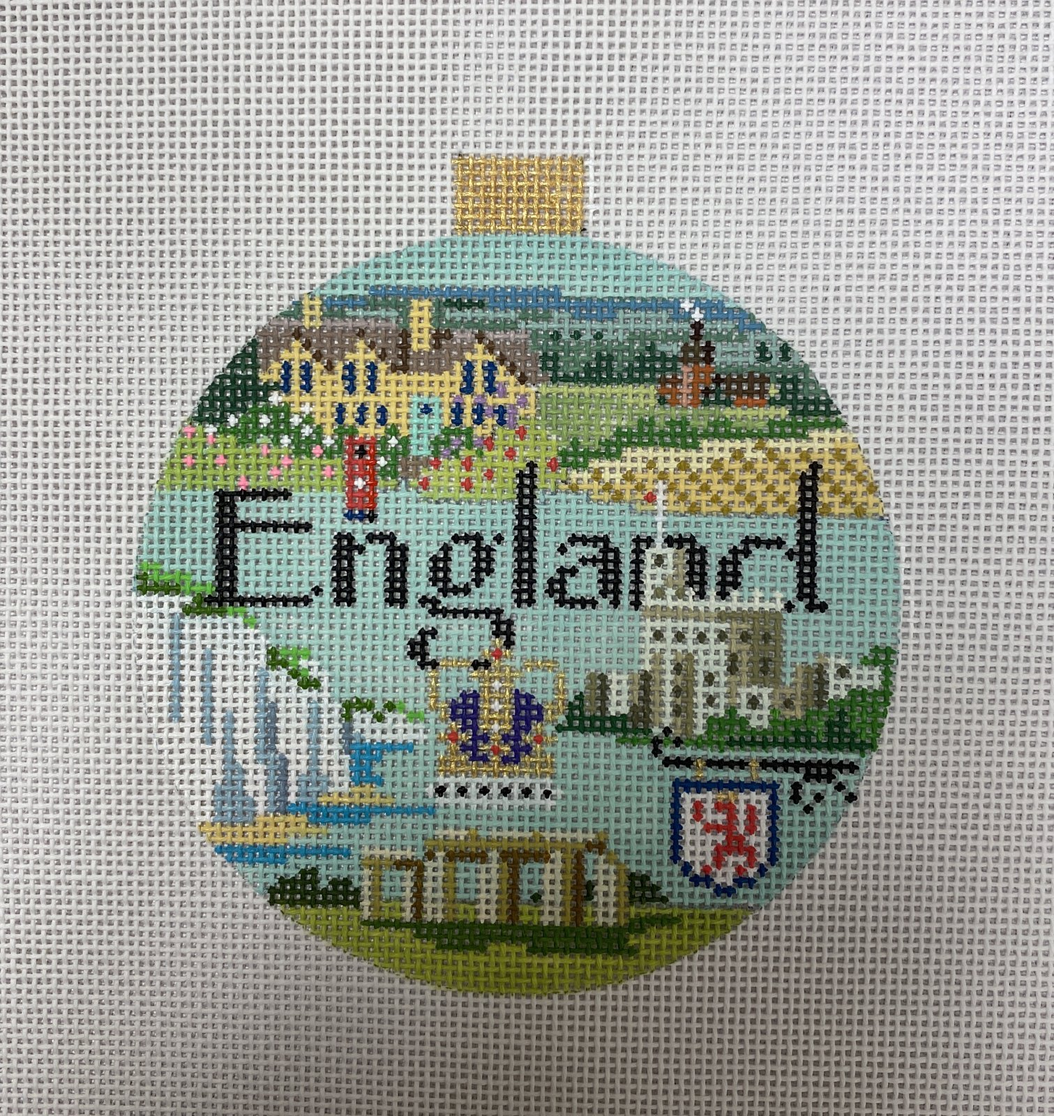 england travel round
