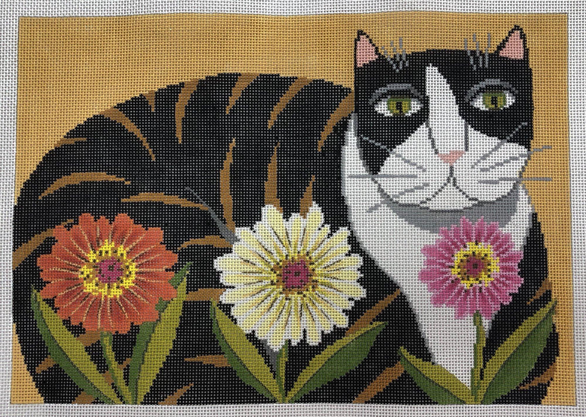 petal pusher cat