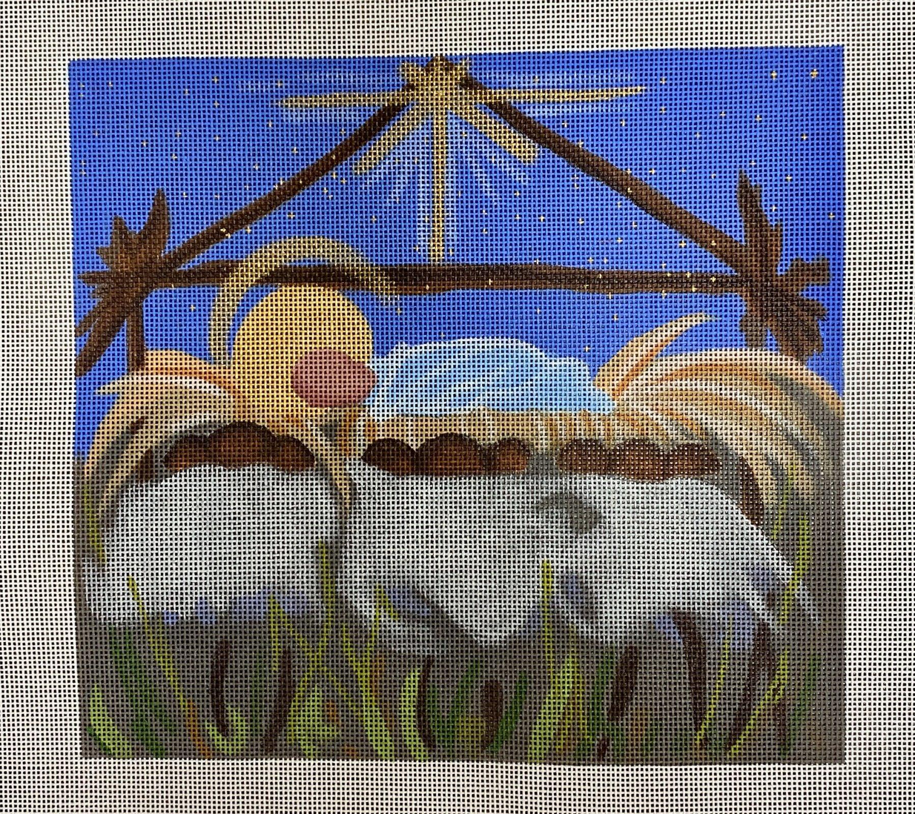 manger sheep