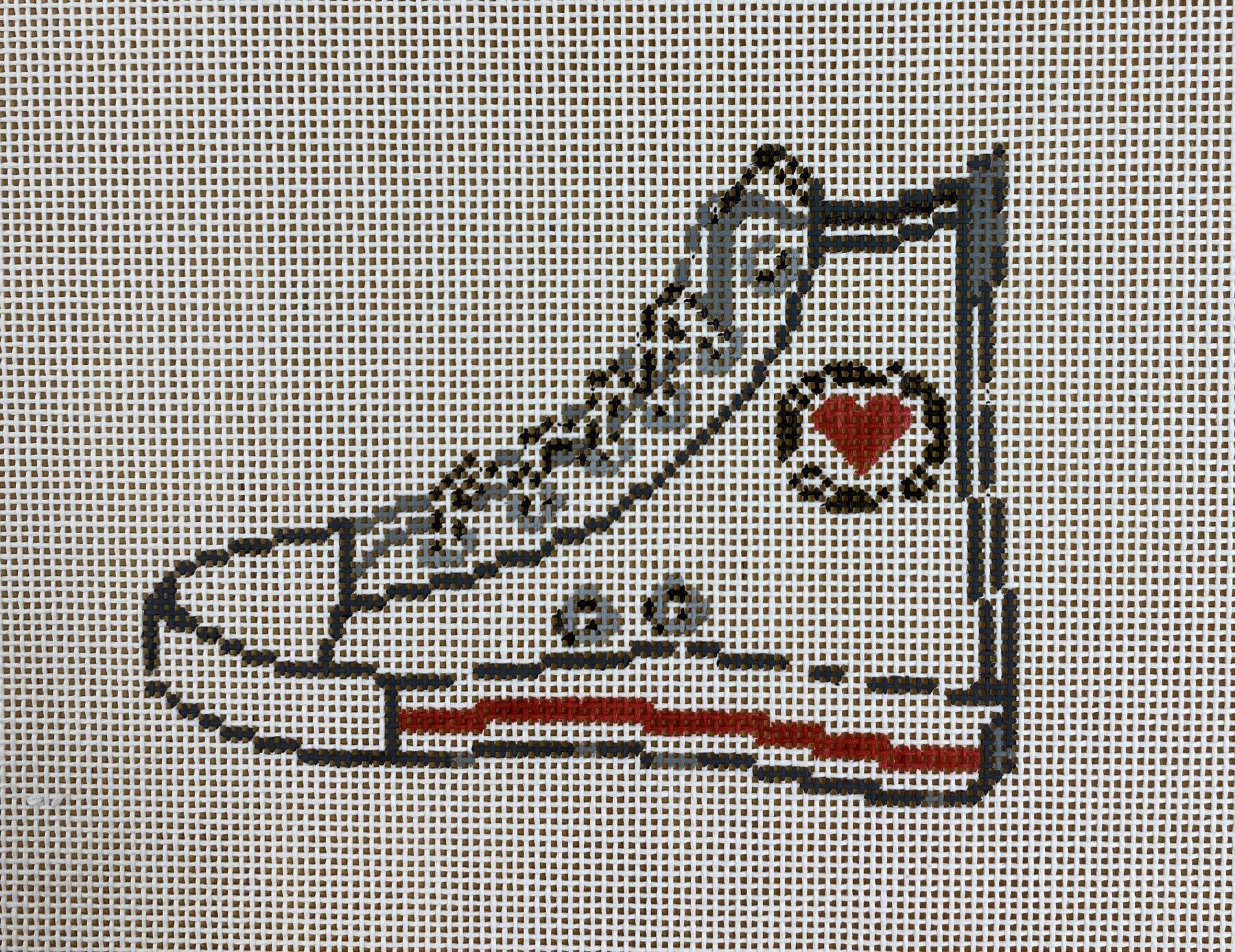 converse sneaker, white