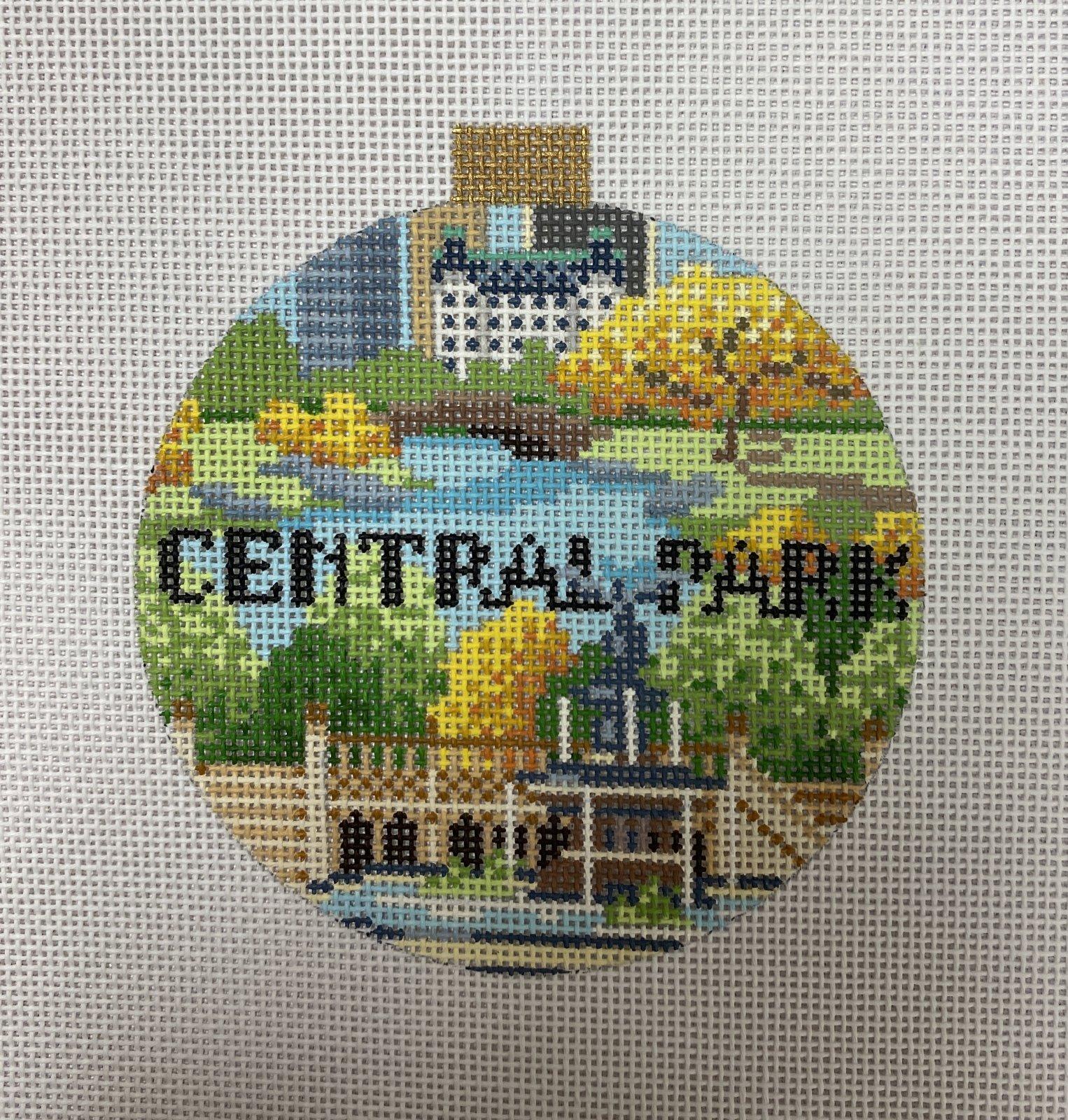 central park travel round