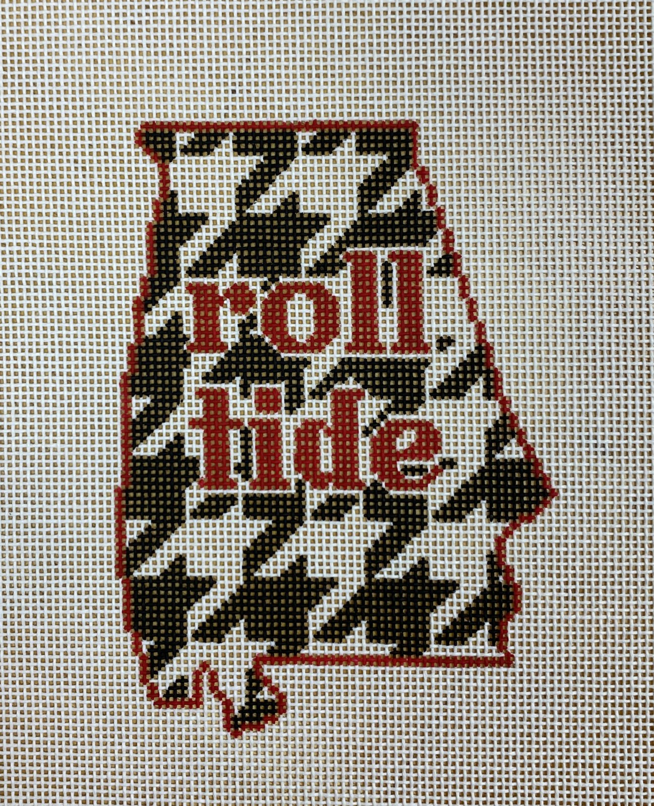 roll tide houndstooth