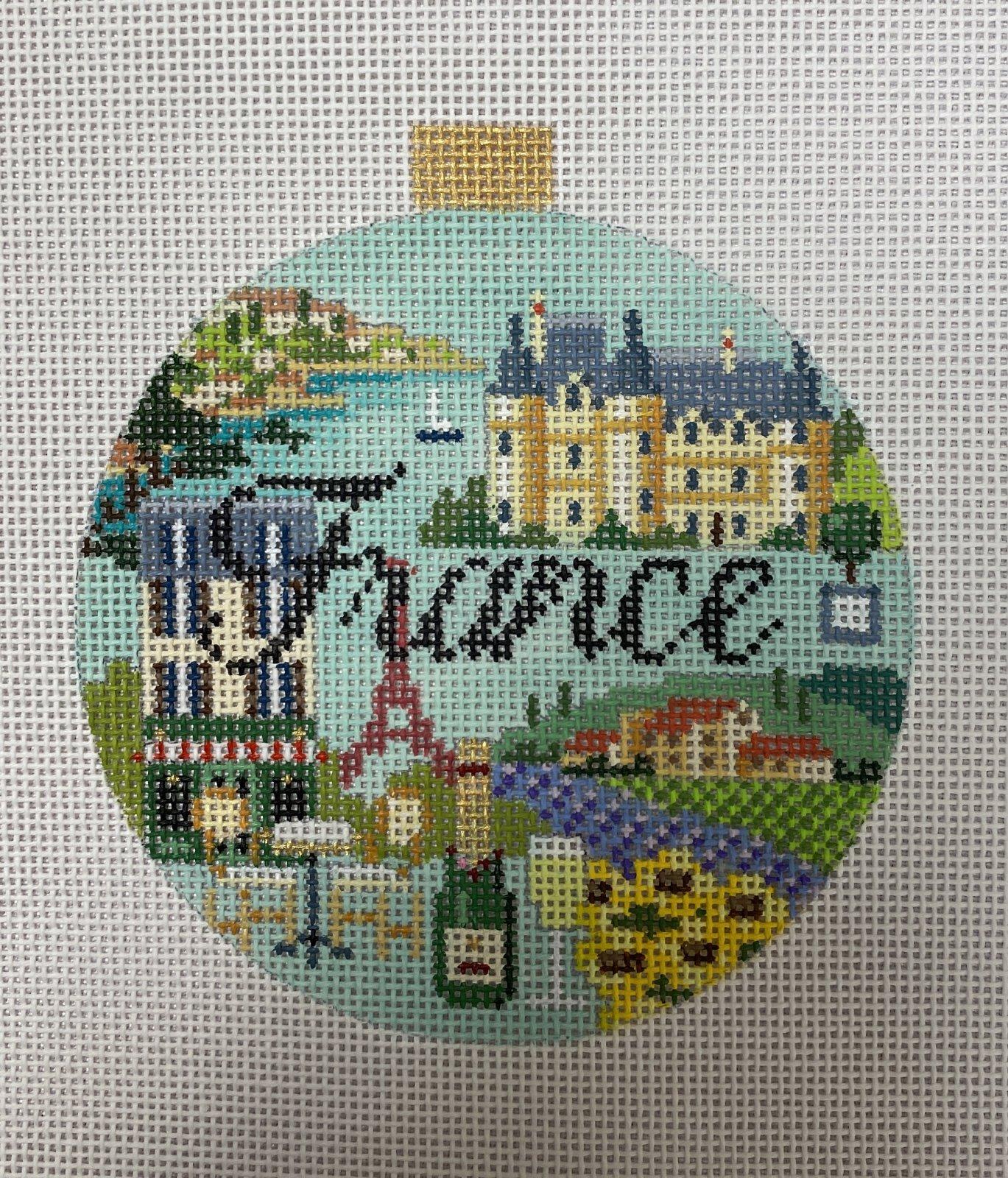 france travel round
