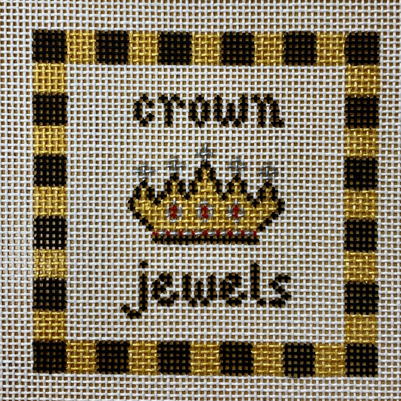 crown jewels, black