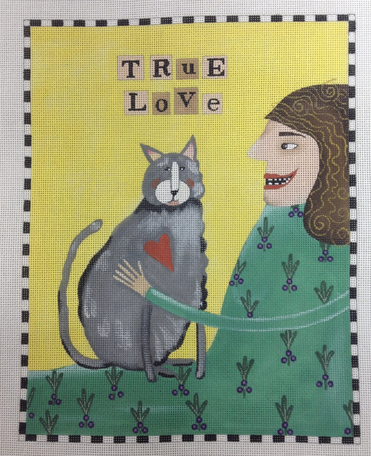 true love, cat*