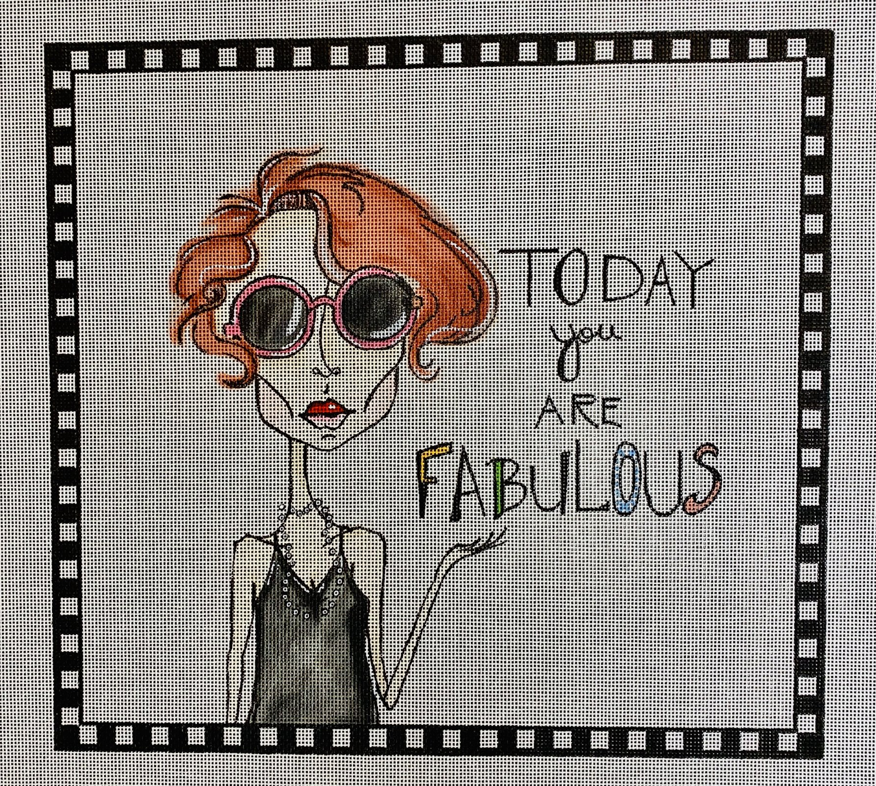 today you are fabulous