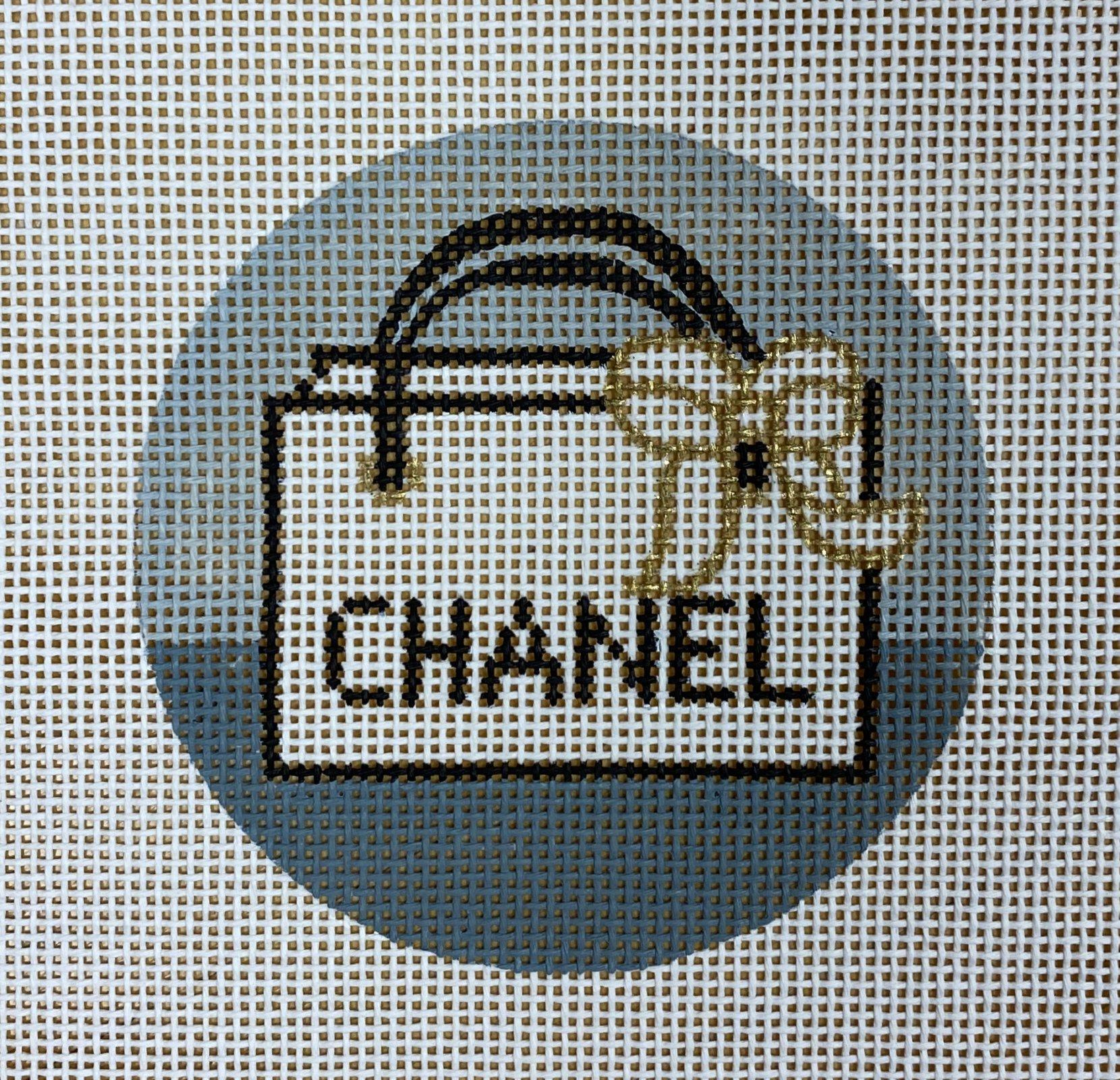 chanel ornament