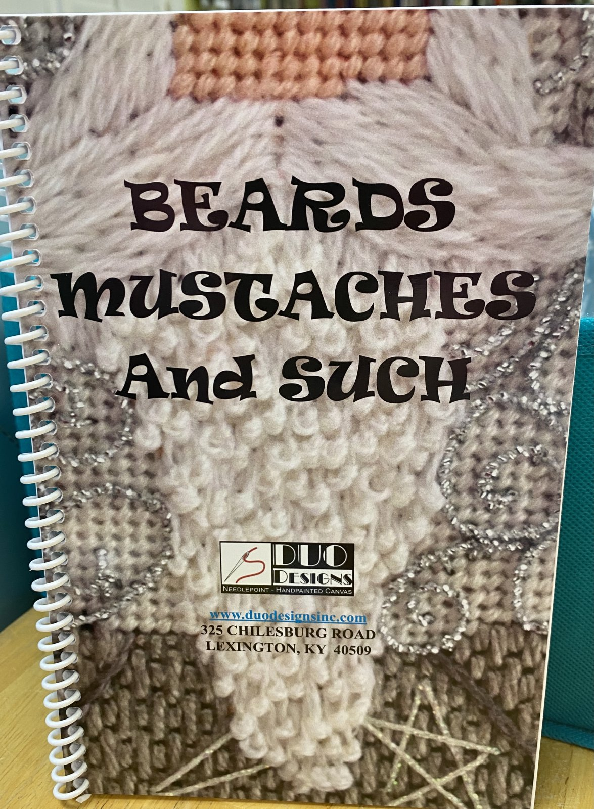beards, mustaches & such