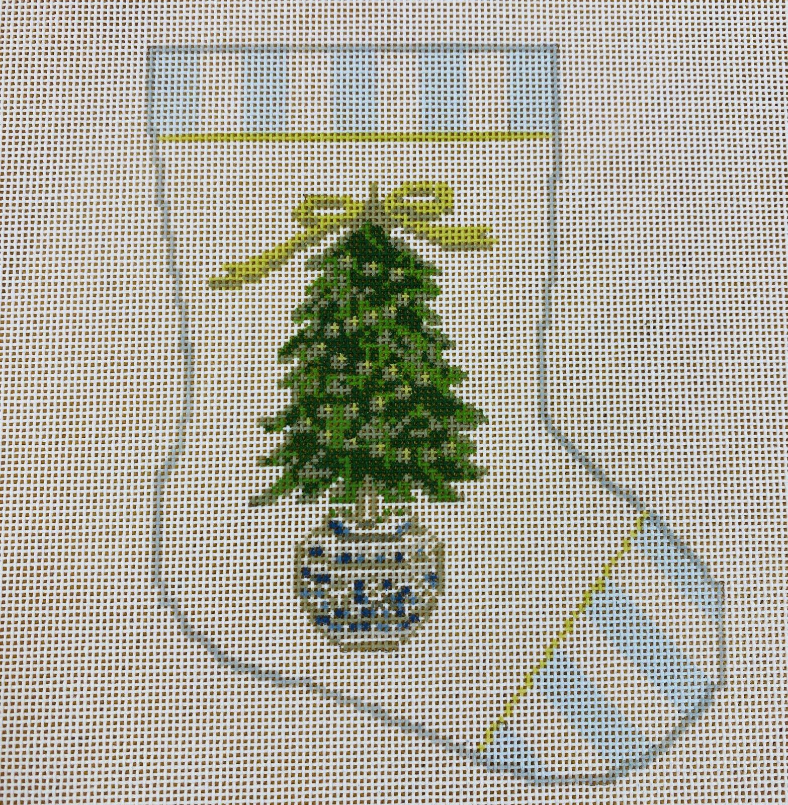 bauble stocking, trim the tree