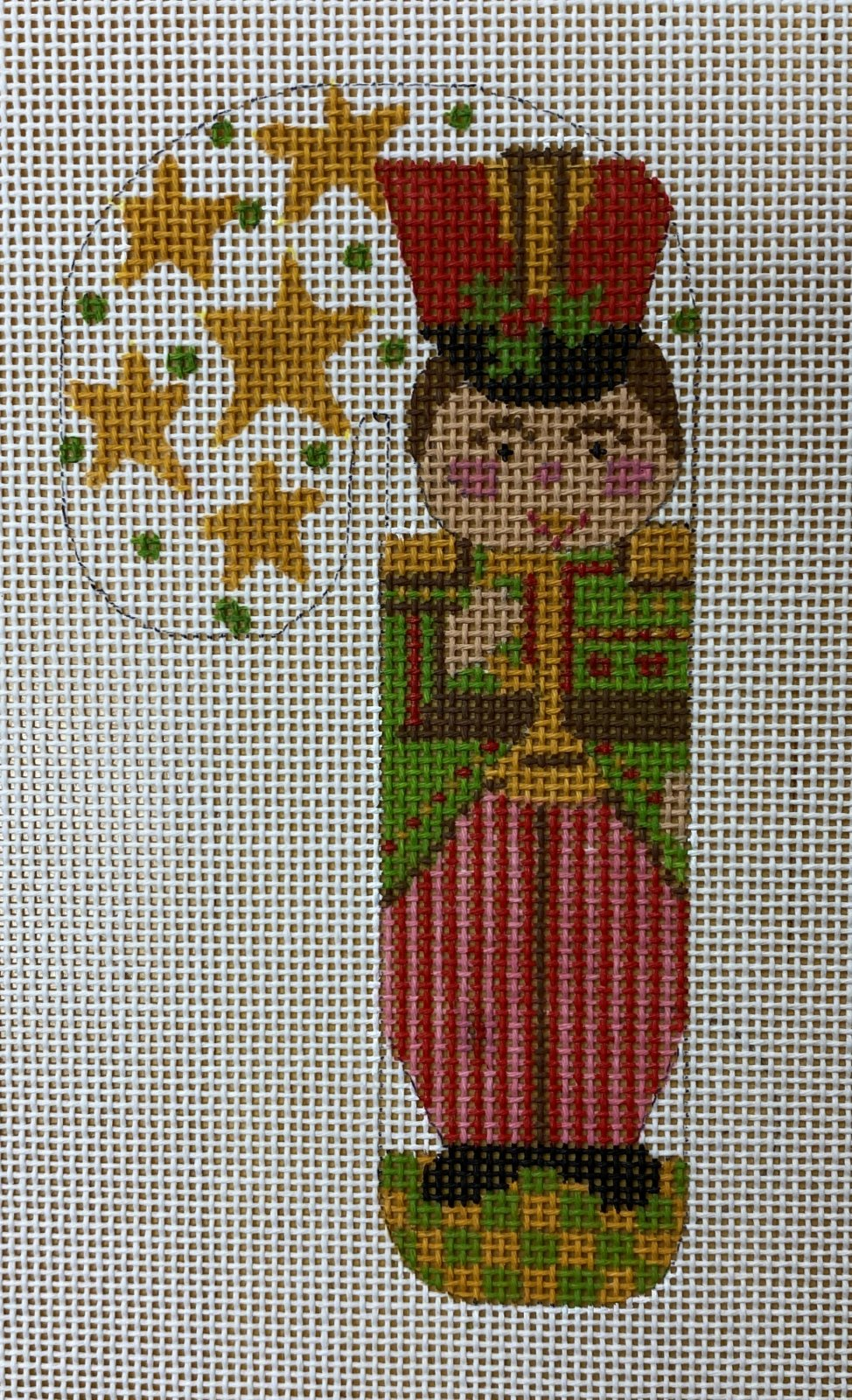 toy soldier candy cane