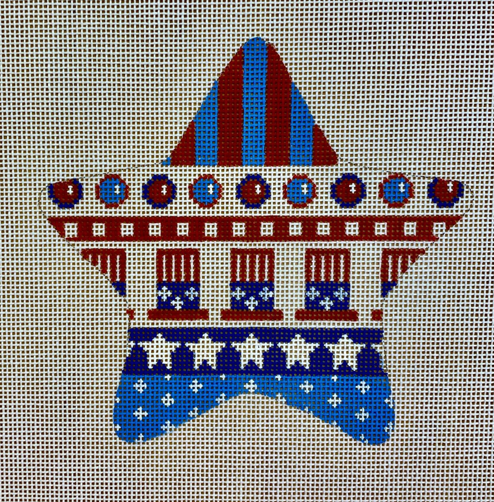 patriotic star, hats