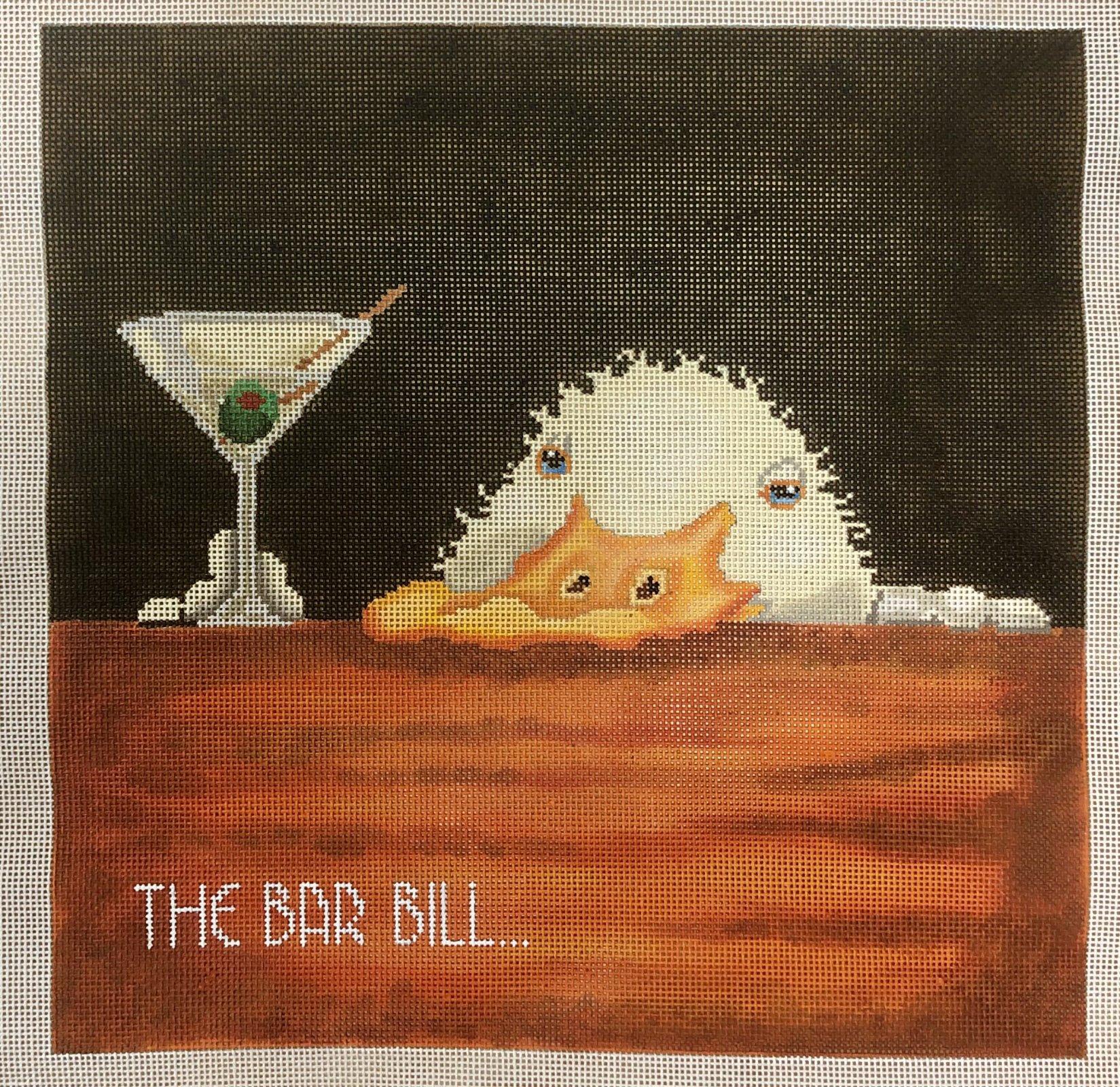 the bar bill