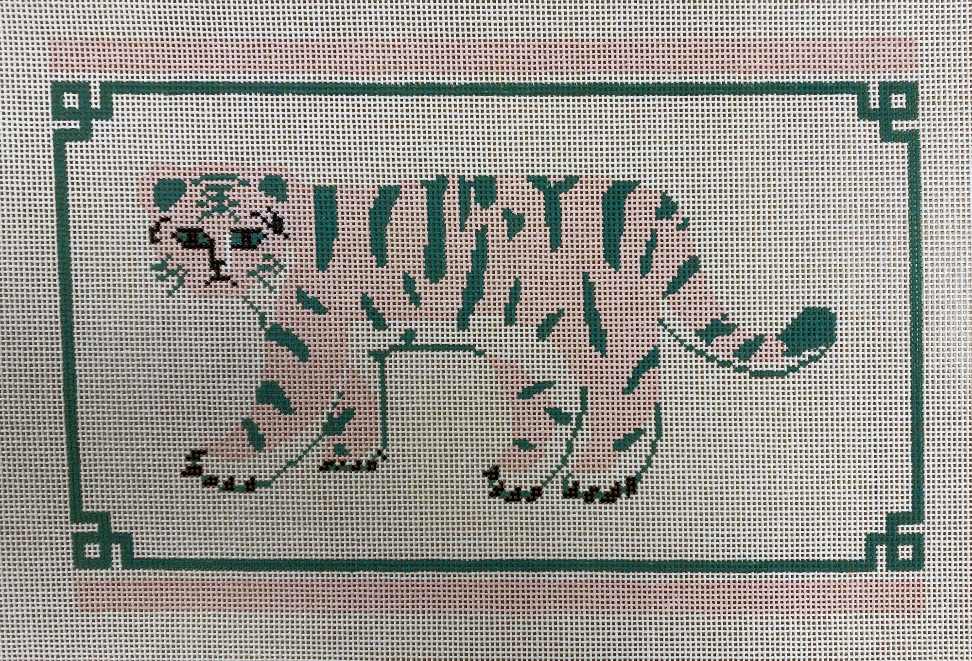 preppy tiger
