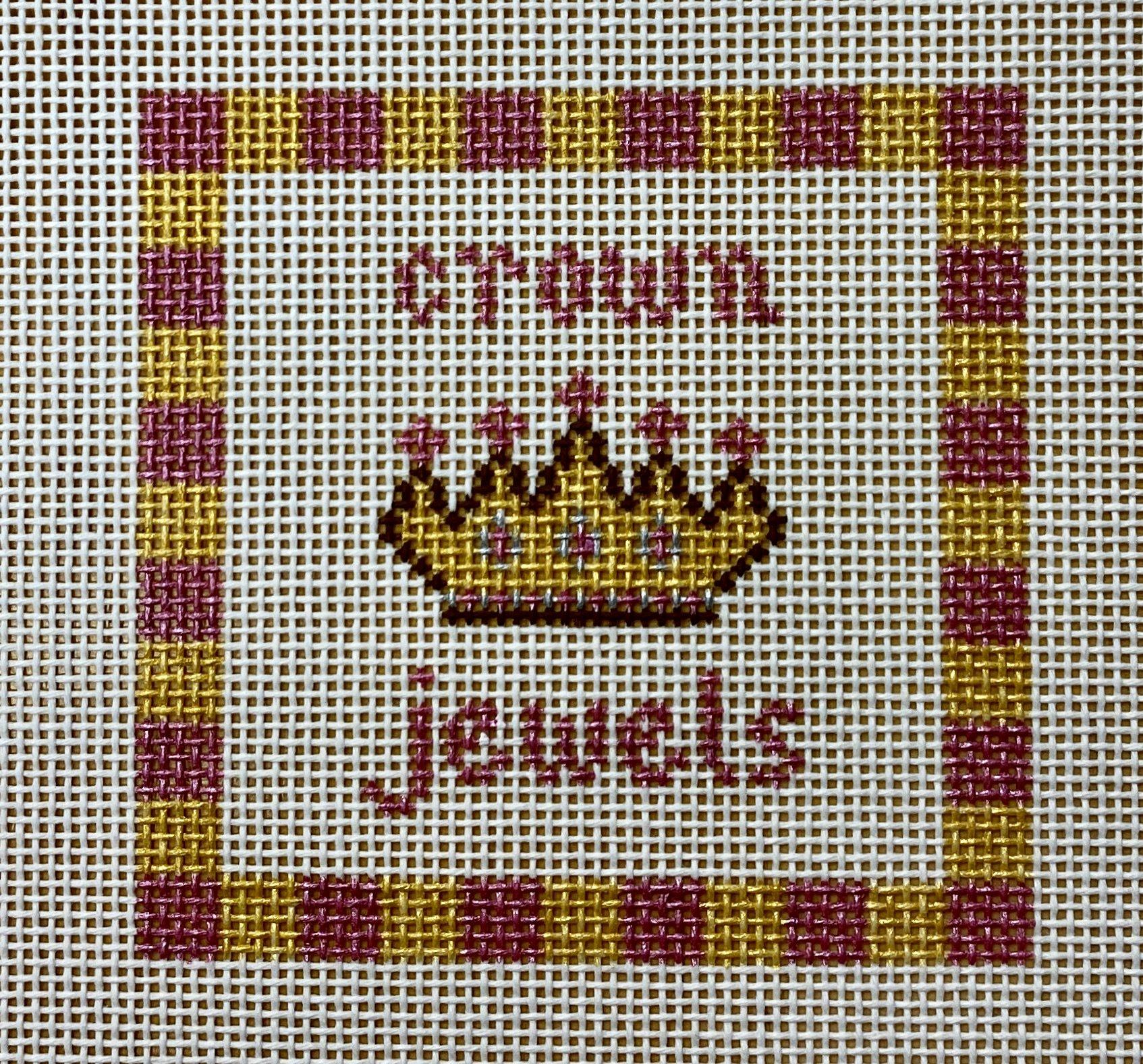 crown jewels, pink