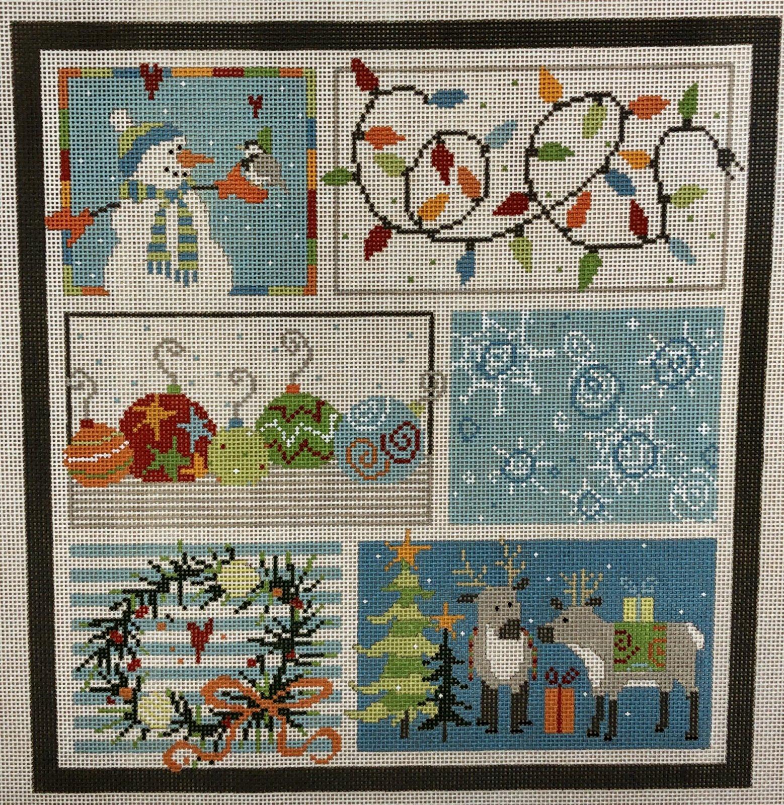 christmas w stitch guide