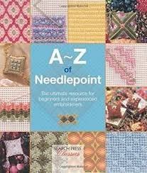 A-Z of Needlepoint Book