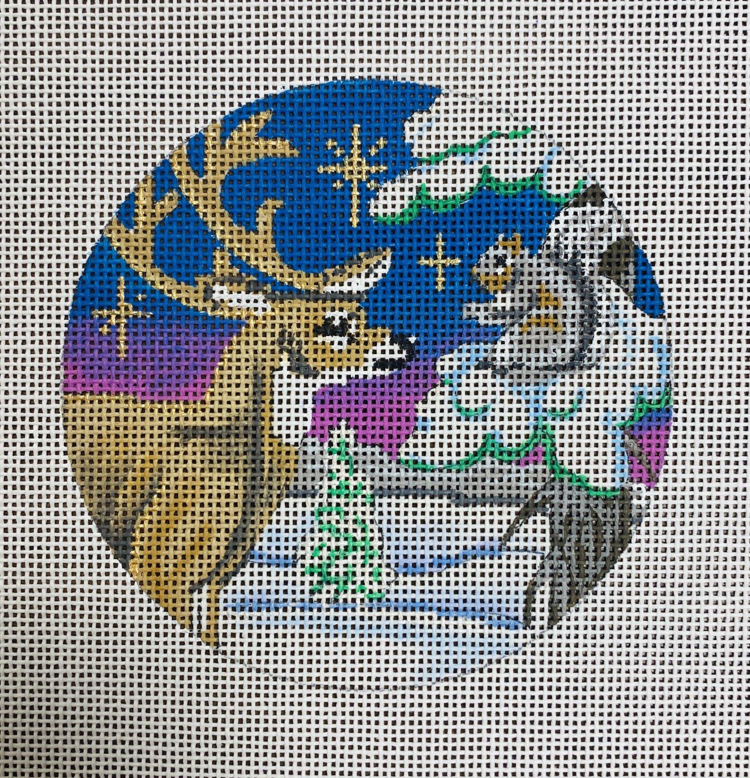 deer & squirrel