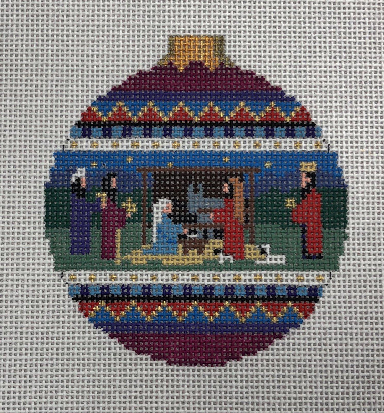 nativity round