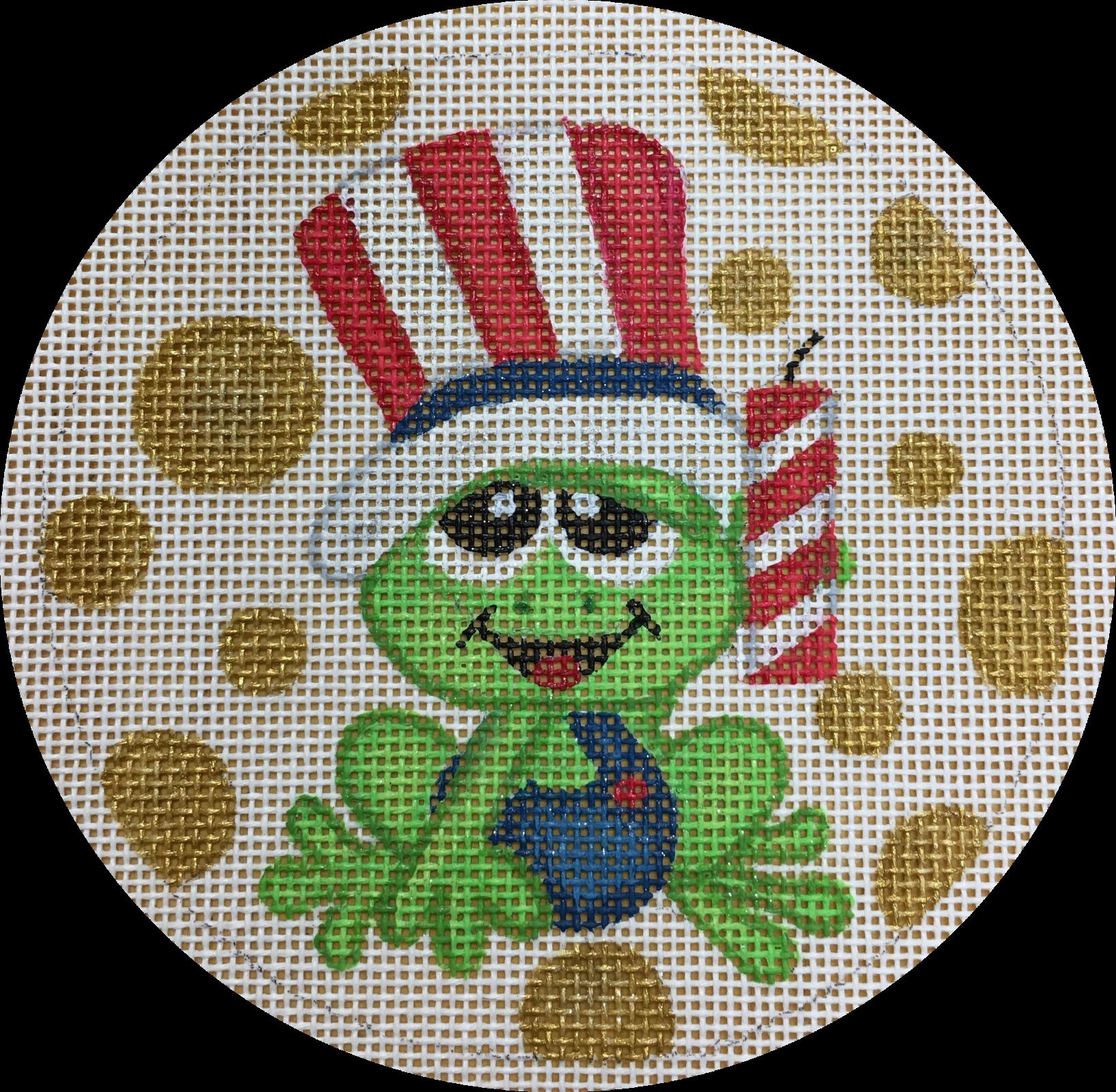 frog firecracker