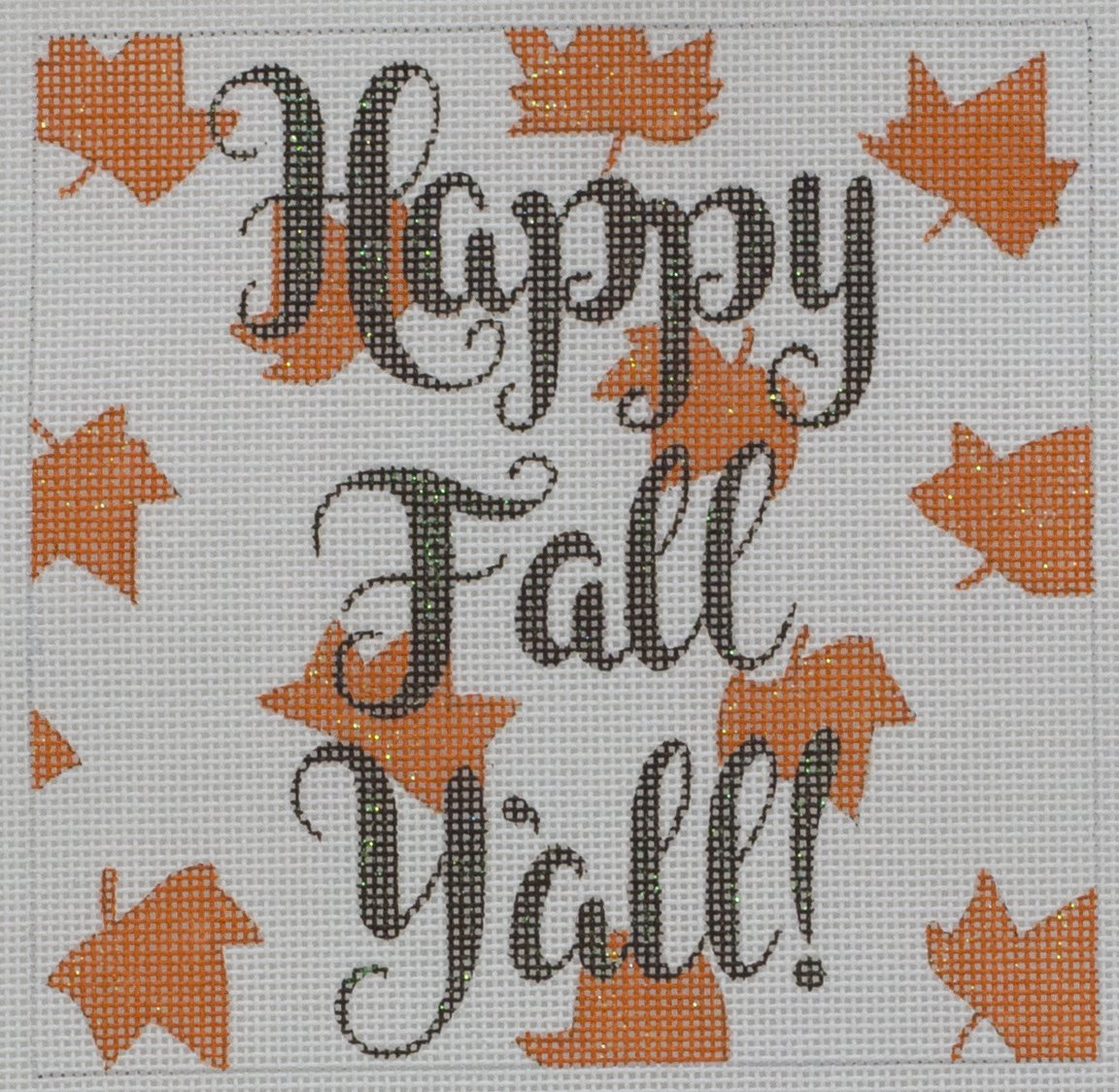 happy fall y'all square