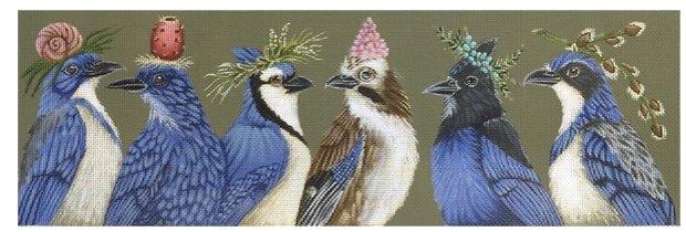 blue jay cousins