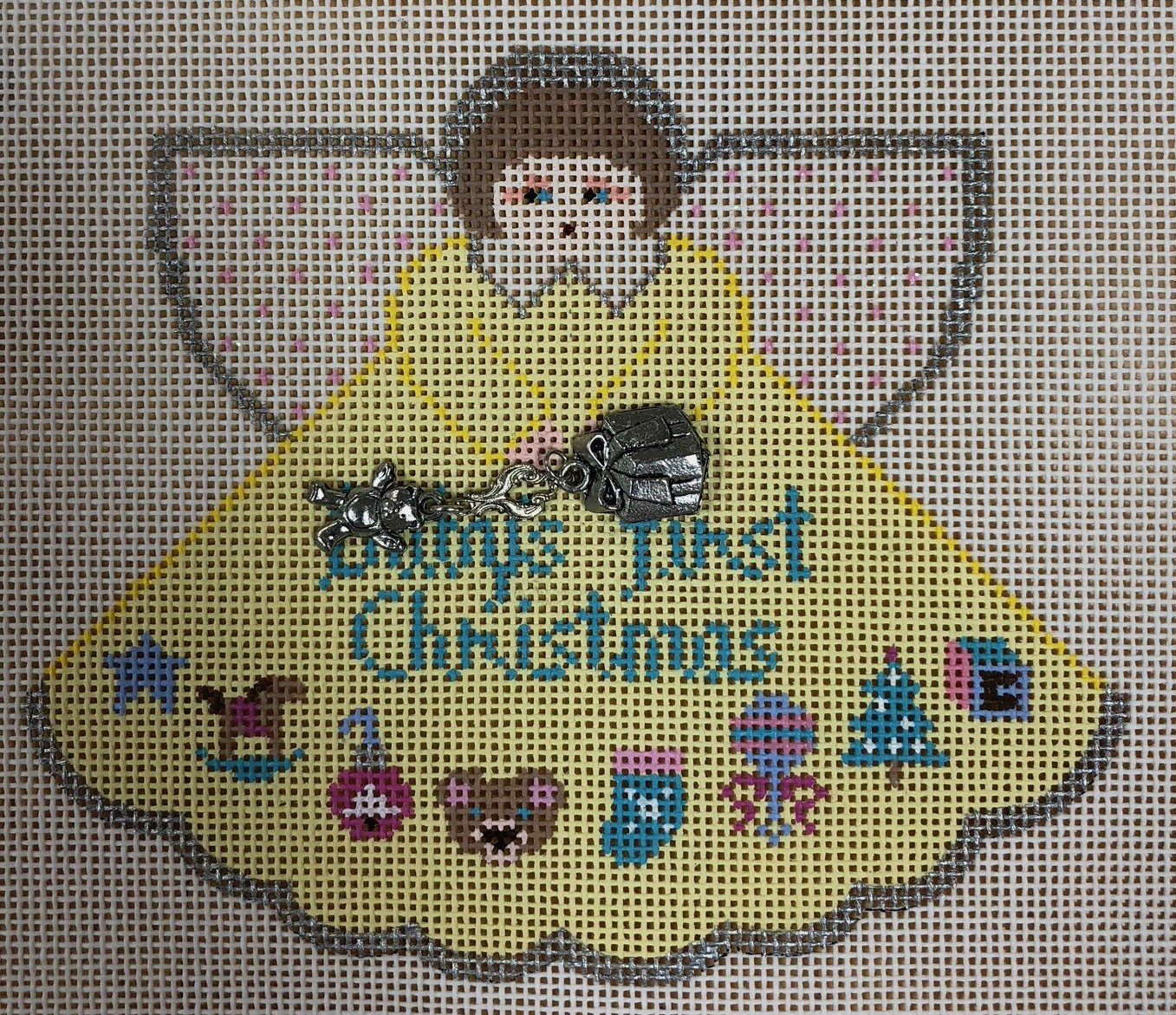 baby's first christmas angel