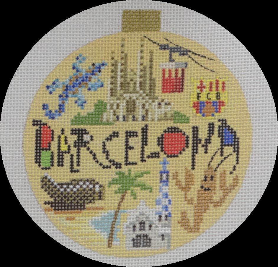 barcelona travel round