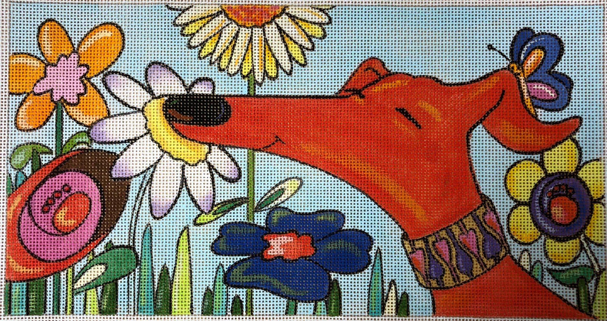 flower paw-er