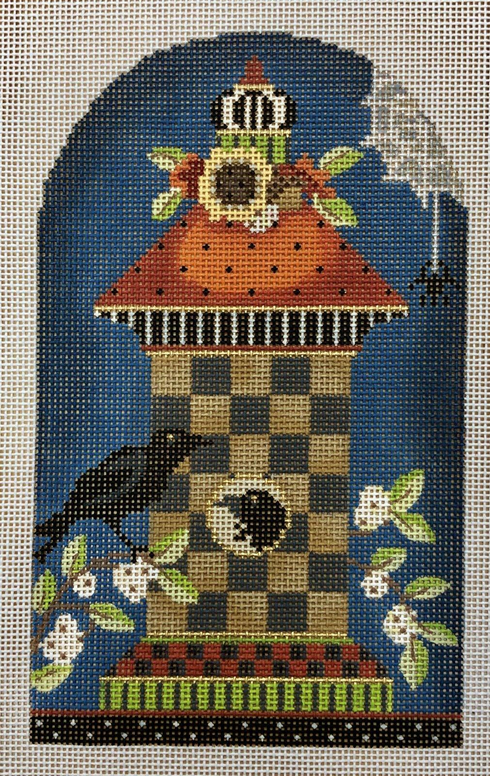 birdhouse, autumn 17
