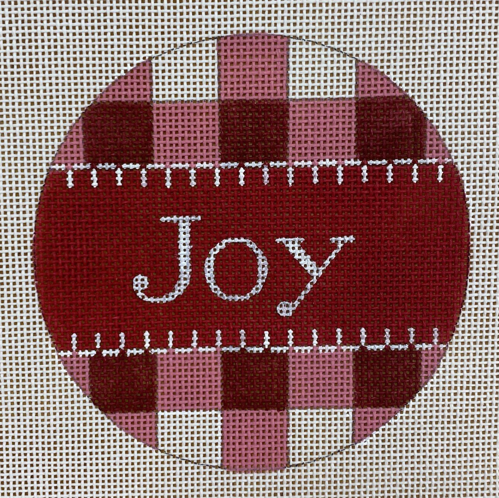 red gingham, joy