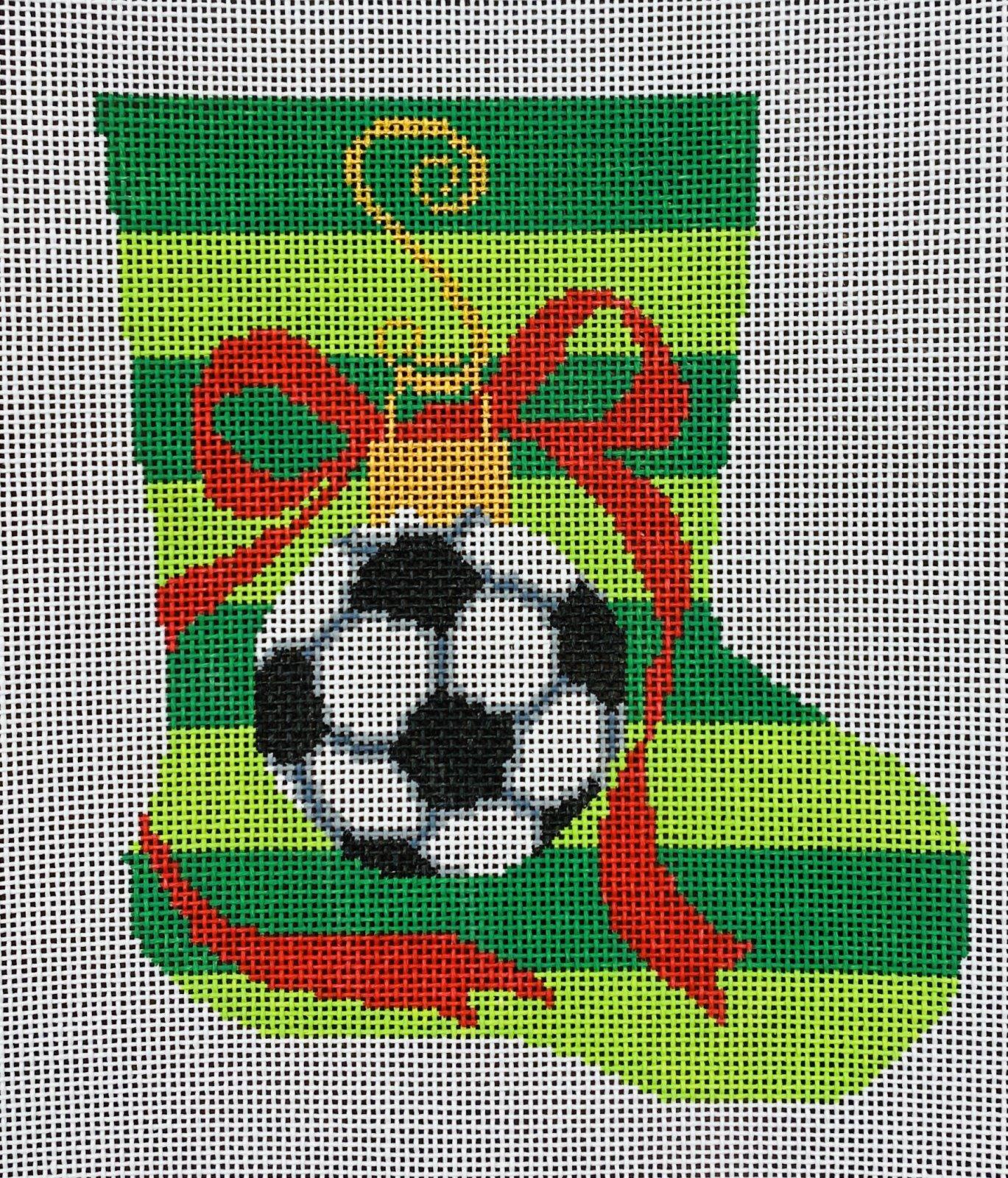mini stocking, soccer